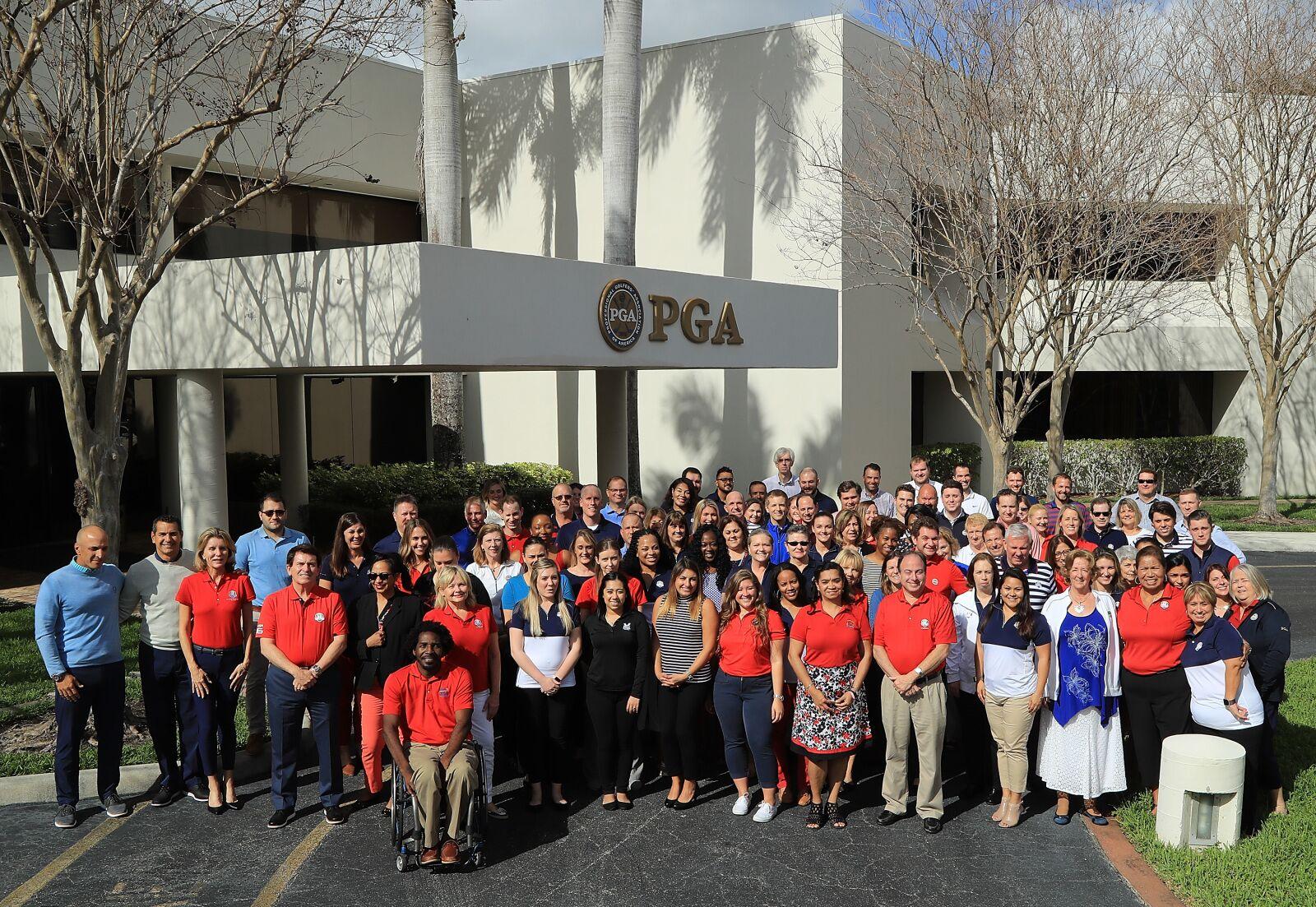 PGA of America bringing headquarters, tournaments to Texas