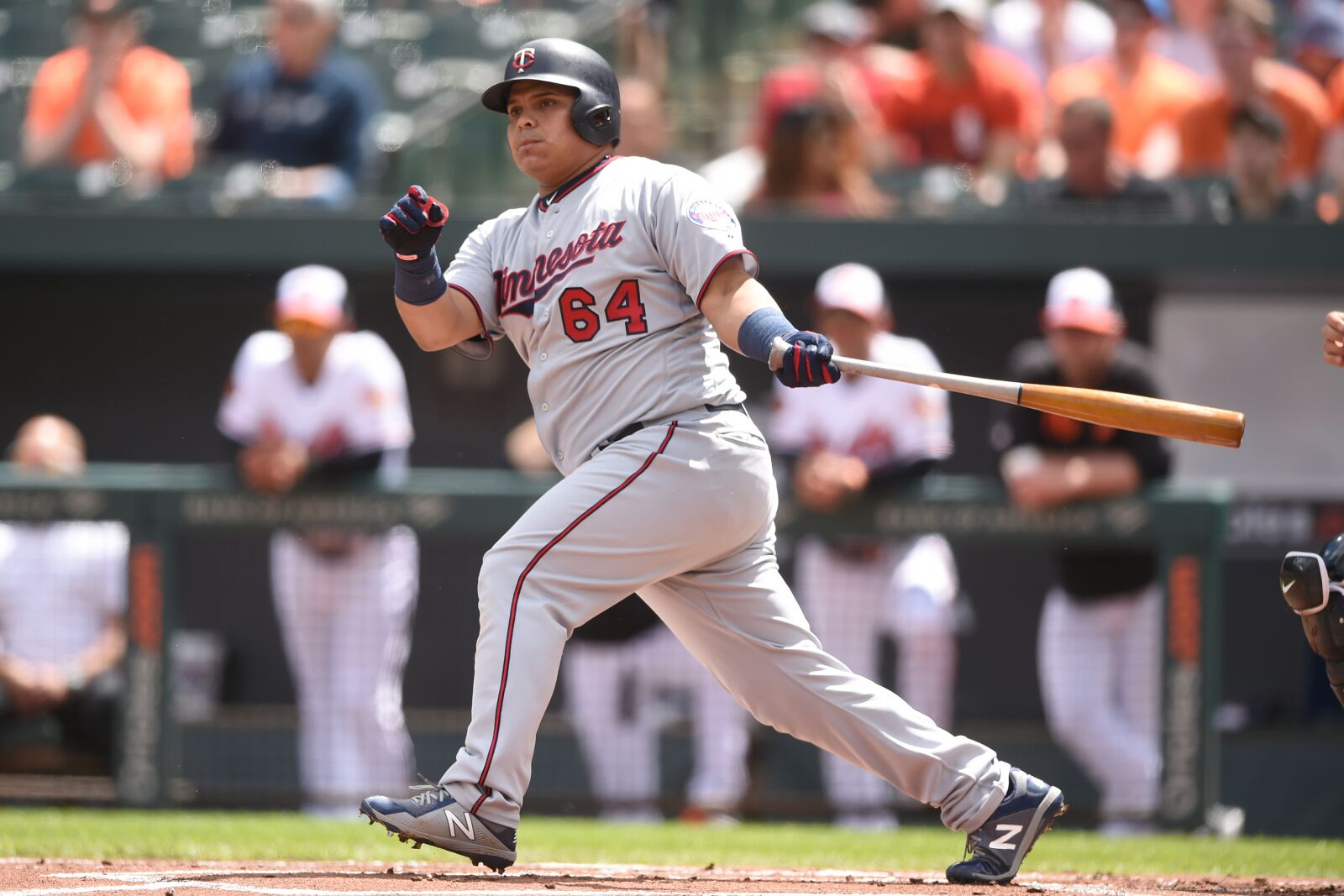 Minnesota Twins: Willians Astudillo's injury will keep him out until September