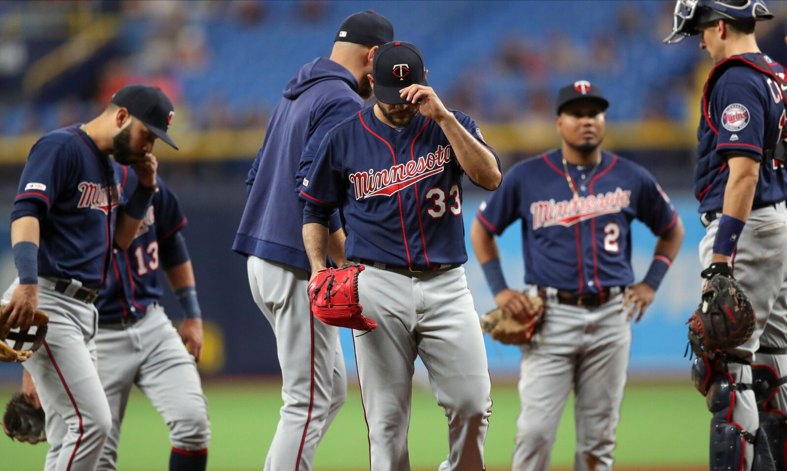 Minnesota Twins post game: Pitching not quite playoff material