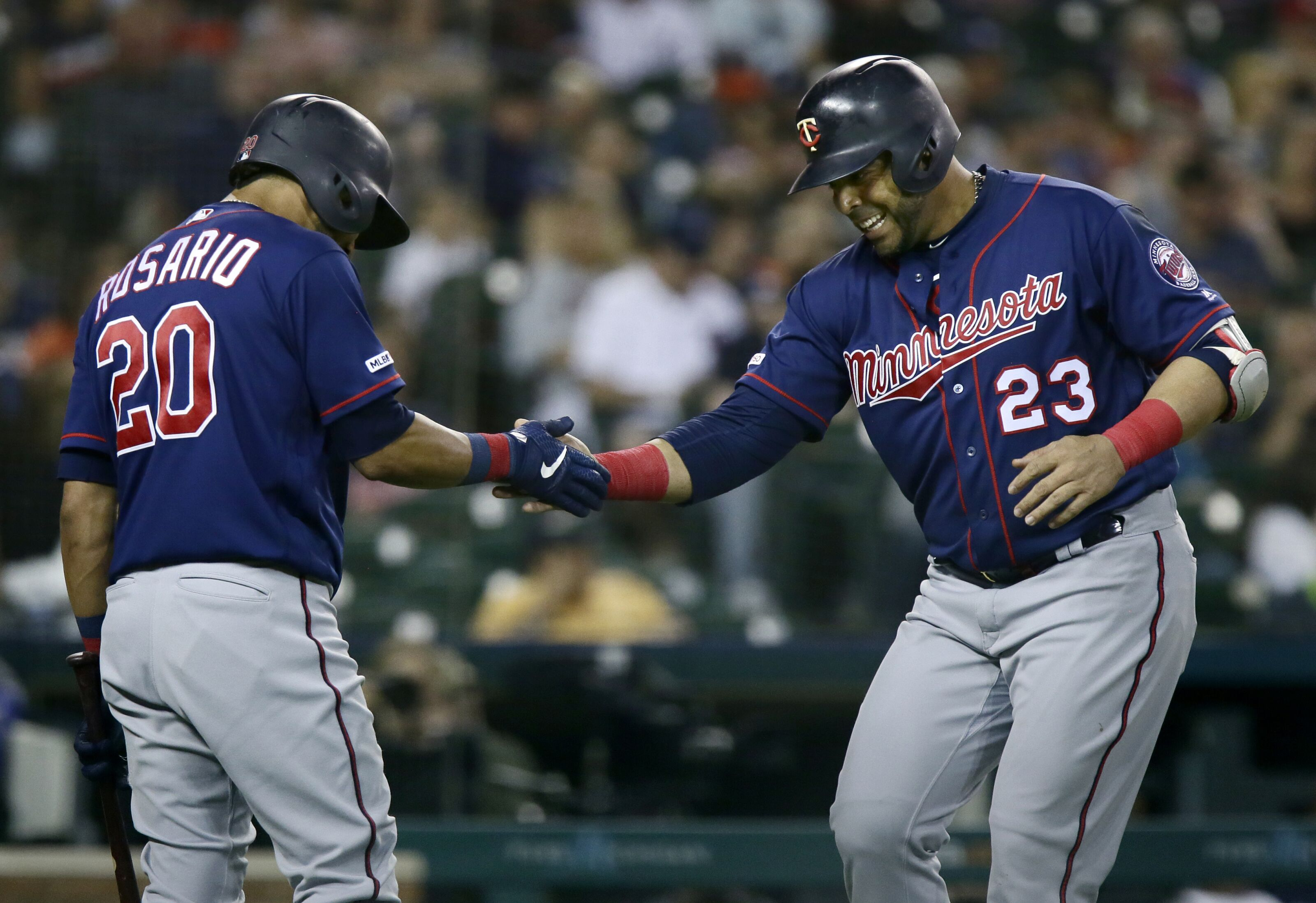 Nelson Cruz lifts Minnesota Twins to series win over Tampa Bay