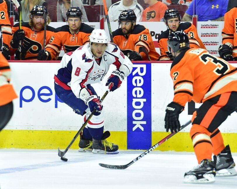 Flyers Vs Islanders