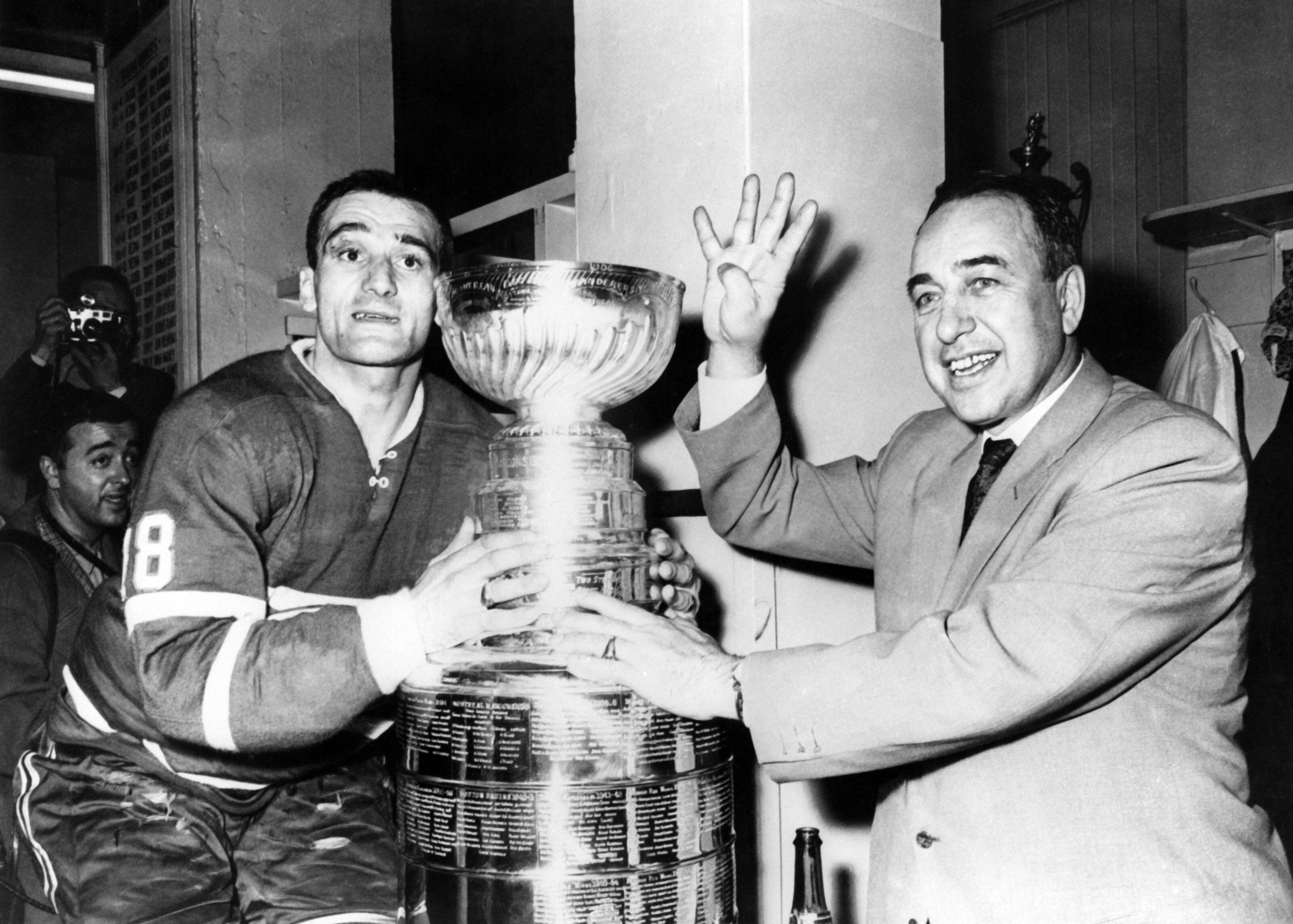 How the Montreal Canadiens changed the power play forever
