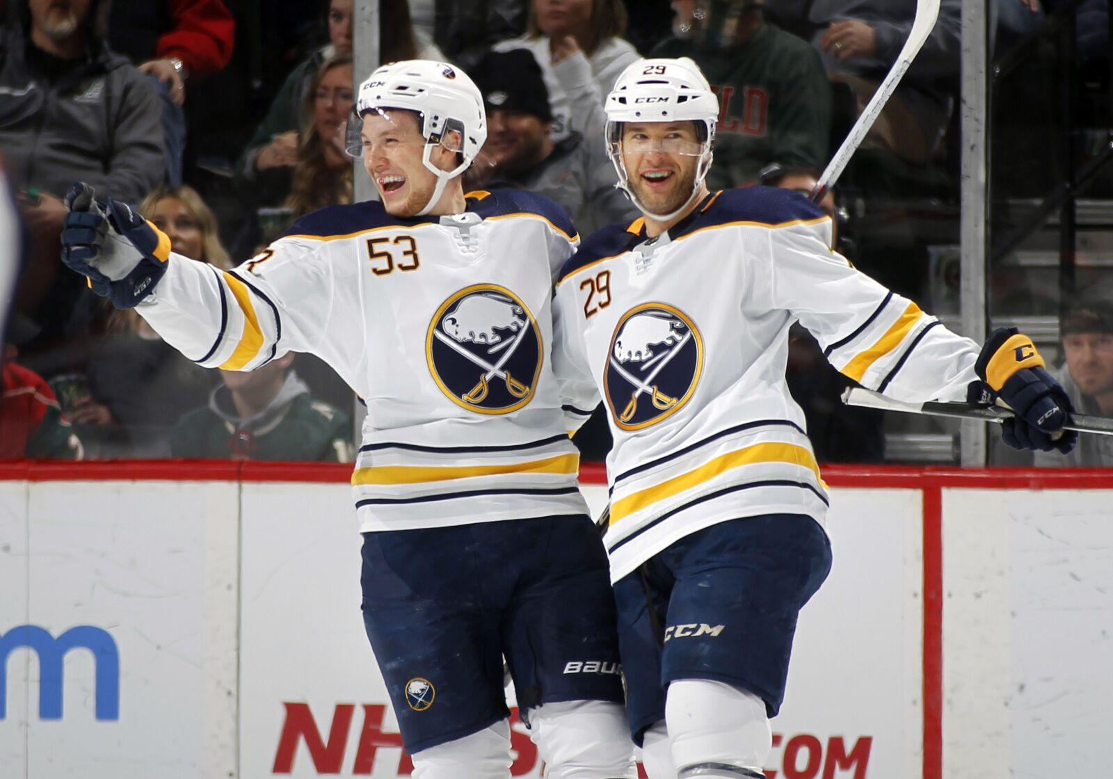 wholesale dealer 33297 06e82 Buffalo Sabres: Re-signing Jeff Skinner is imperative to ...