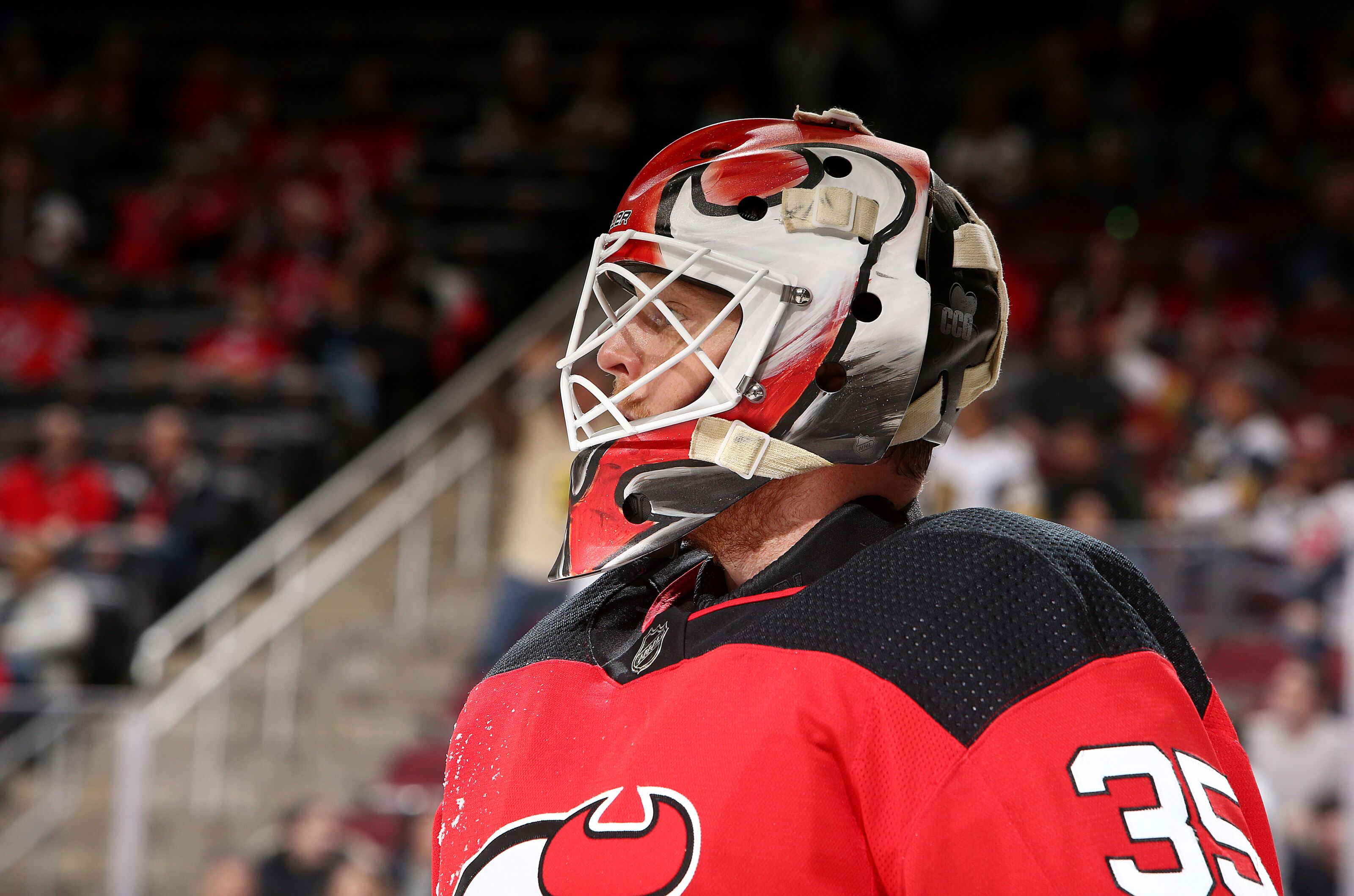 ddac4c638 New Jersey Devils: Is it time to move on from Cory Schneider?