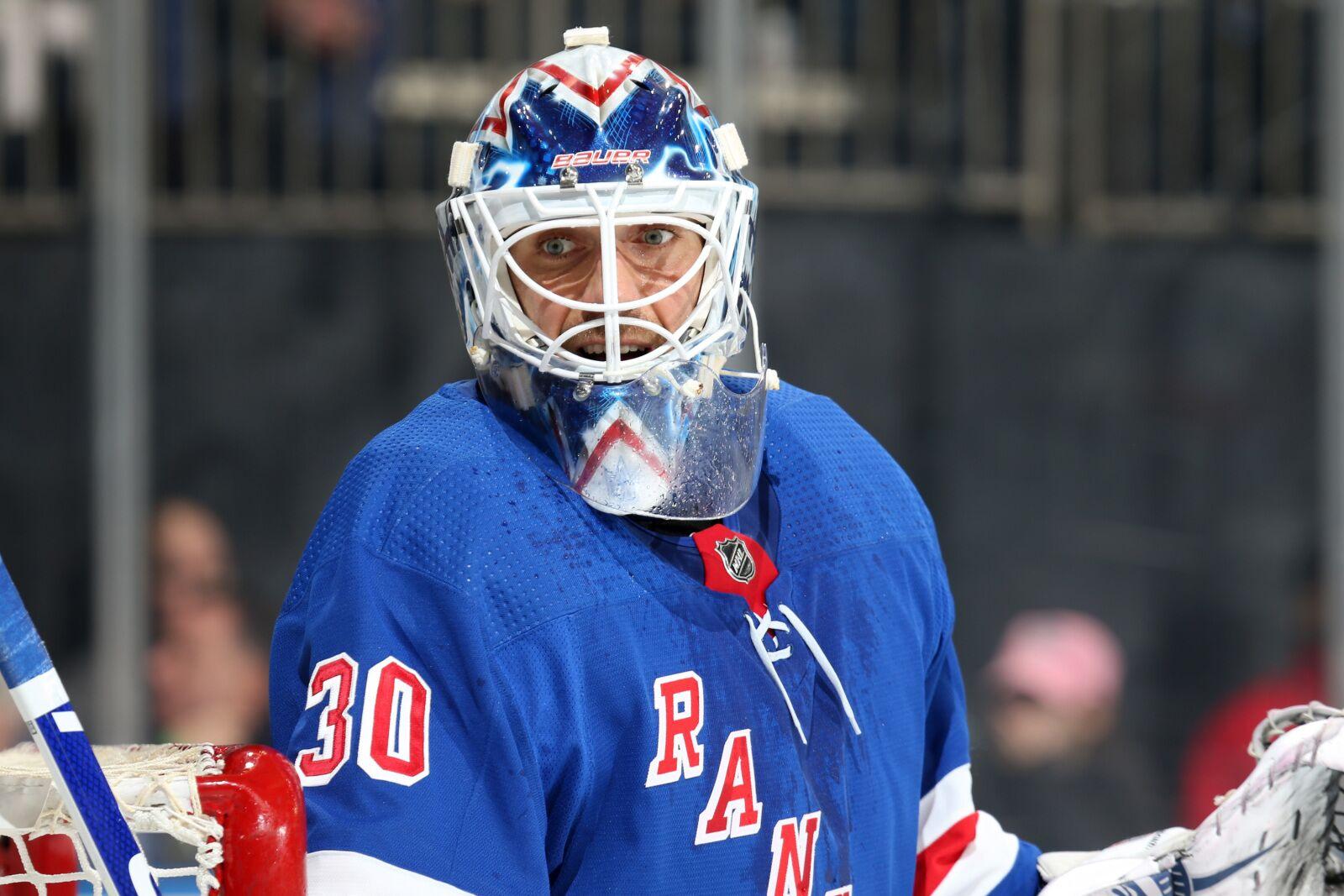 New York Rangers Will Henrik Lundqvist Reach 450 Wins This Season