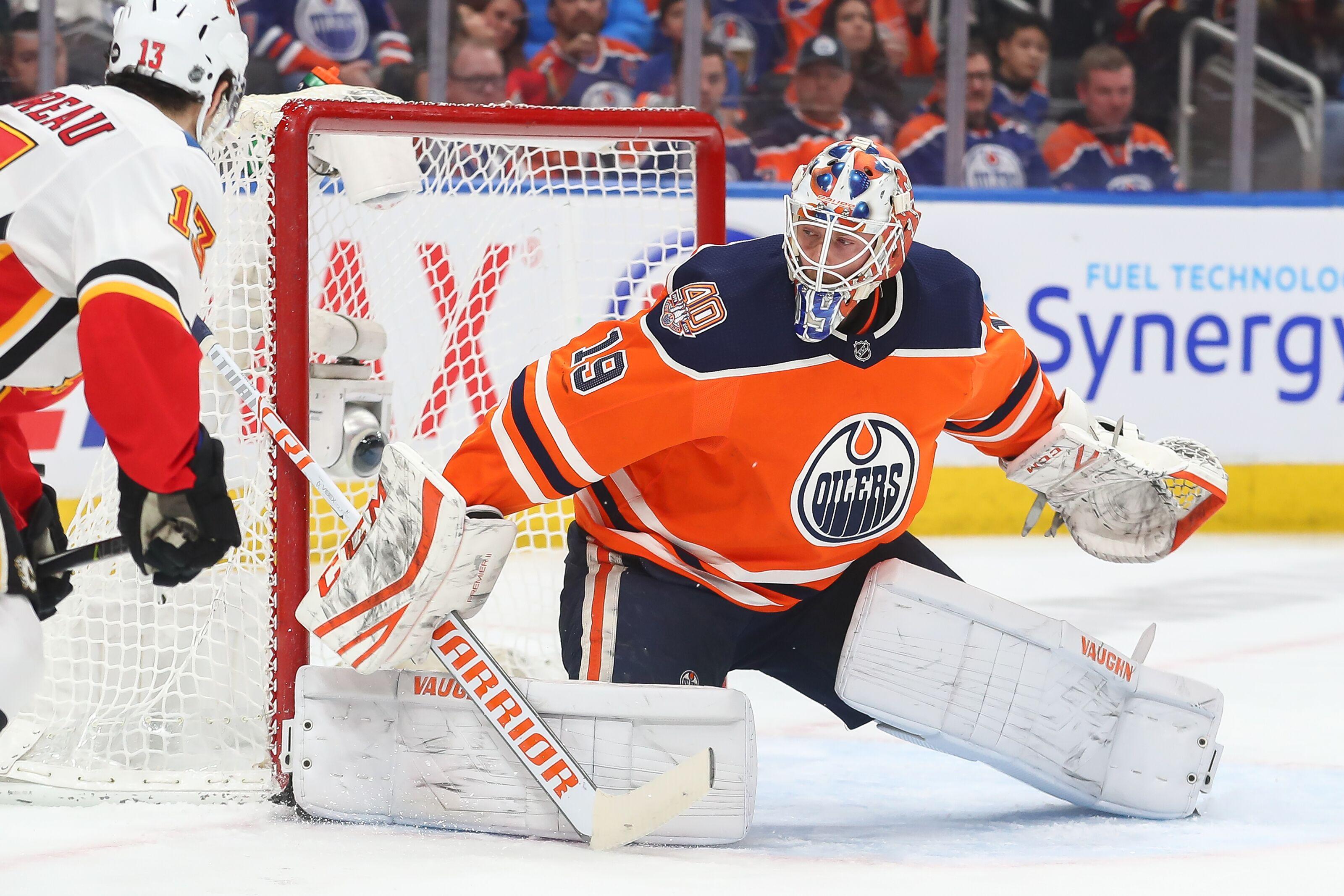 Edmonton Oilers reportedly sign Mikko Koskinen to three-year extension