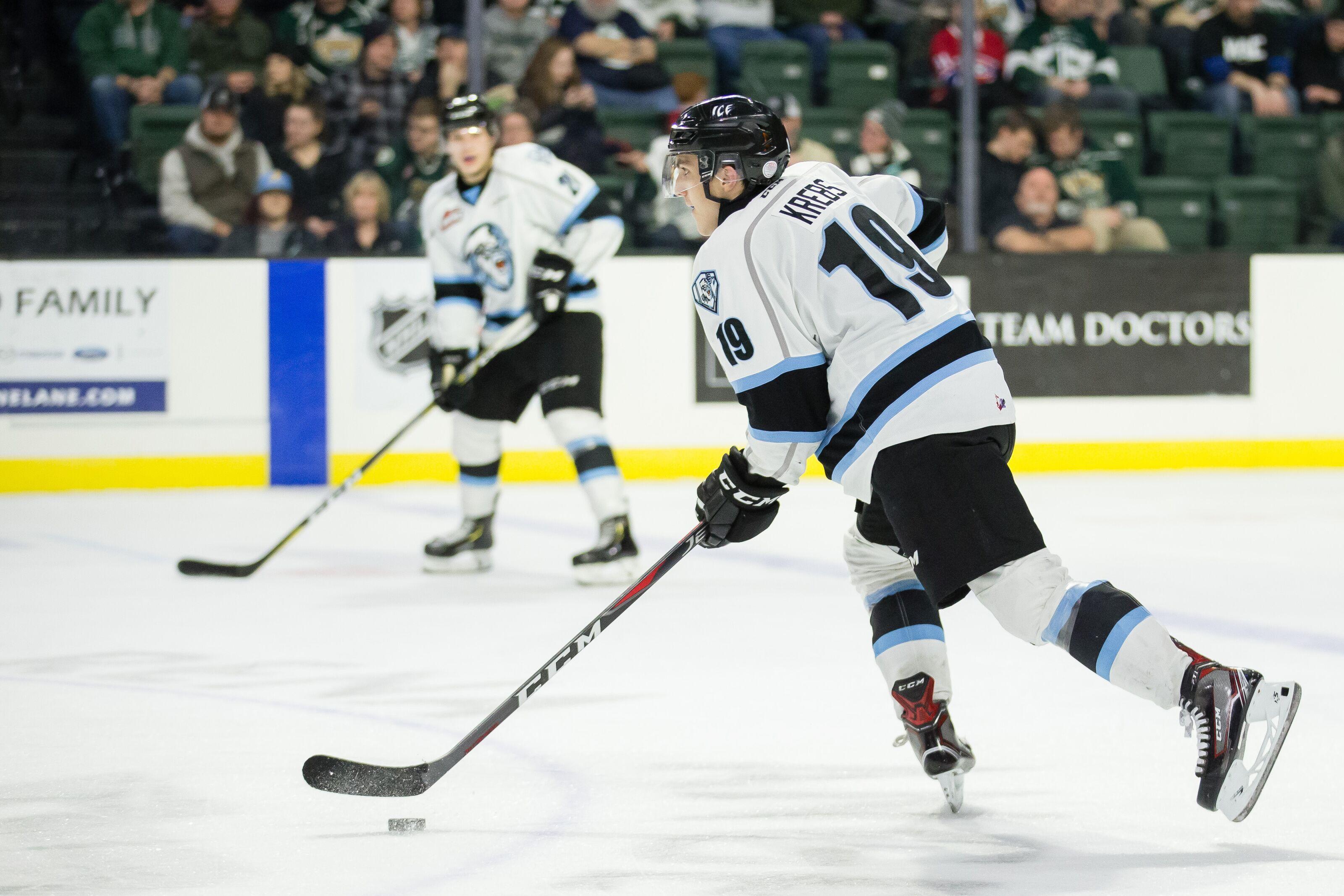 2019 NHL Draft: Top prospect Peyton Krebs suffers Achilles injury