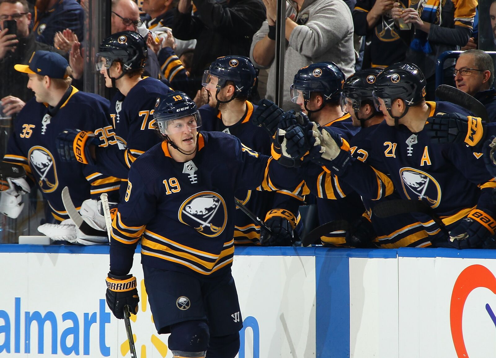 Buffalo Sabres have officially hit rock bottom after blowout loss to Oilers