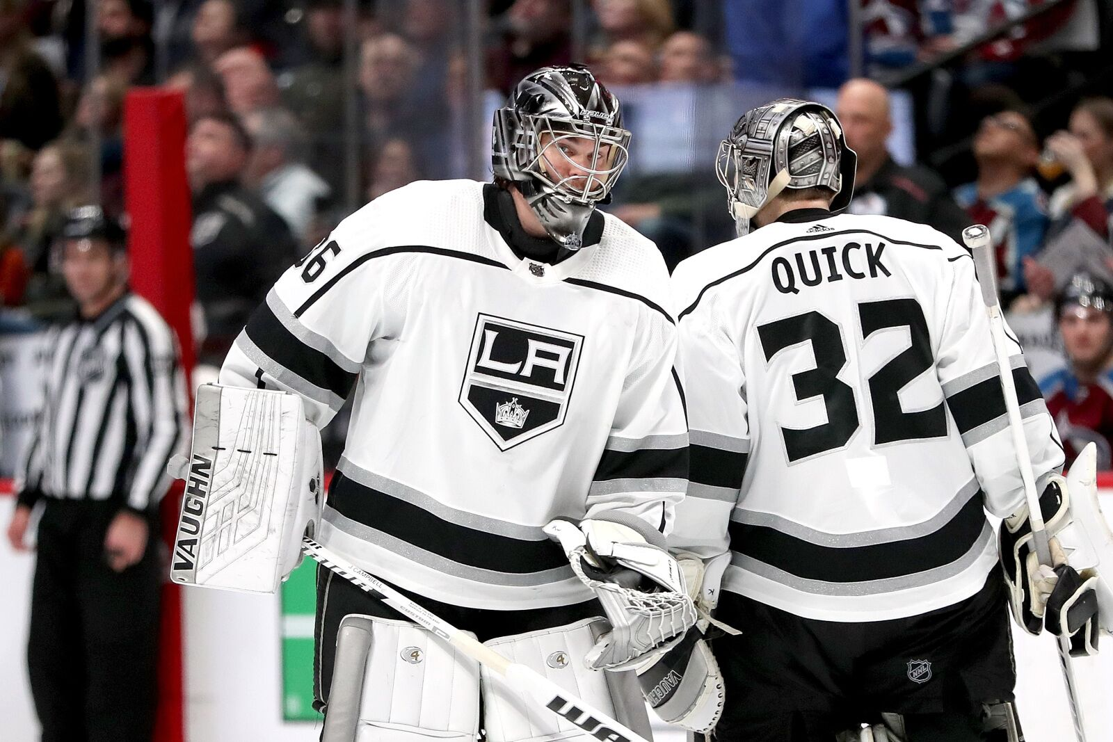 Los Angeles Kings have a promising future in the crease