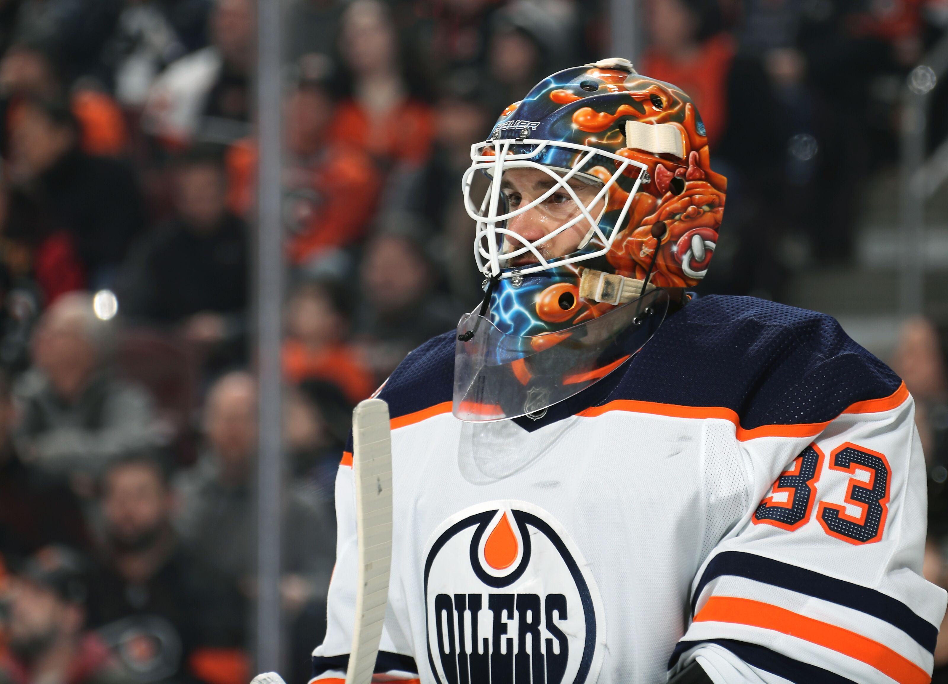 Calgary Flames: Cam Talbot quickly building confidence with team
