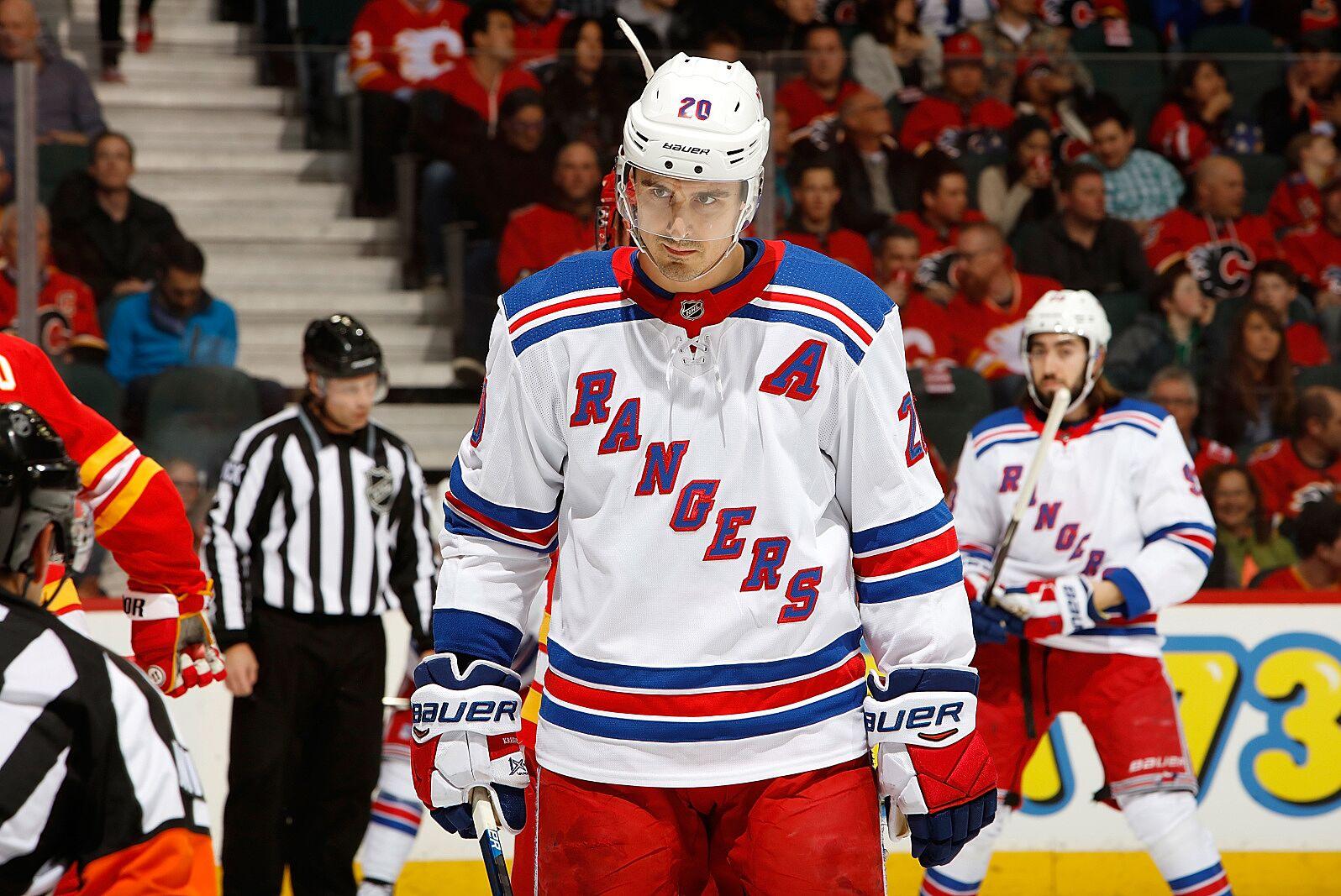on sale 2024f c51de NHL trade rumors: 3 teams who should trade for Chris Kreider