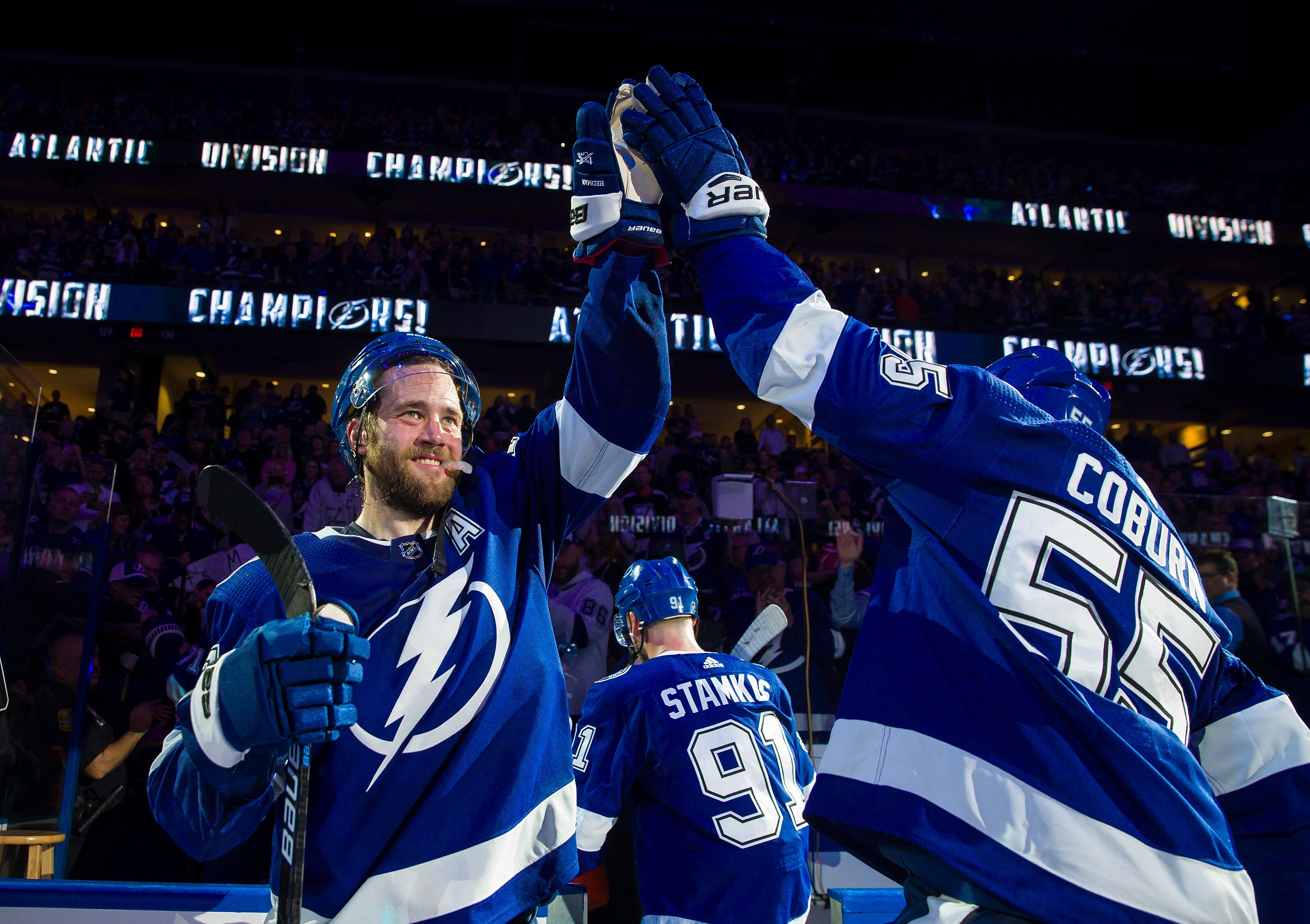8e6203a3 Tampa Bay Lightning: Top 10 prospects entering 2019 season