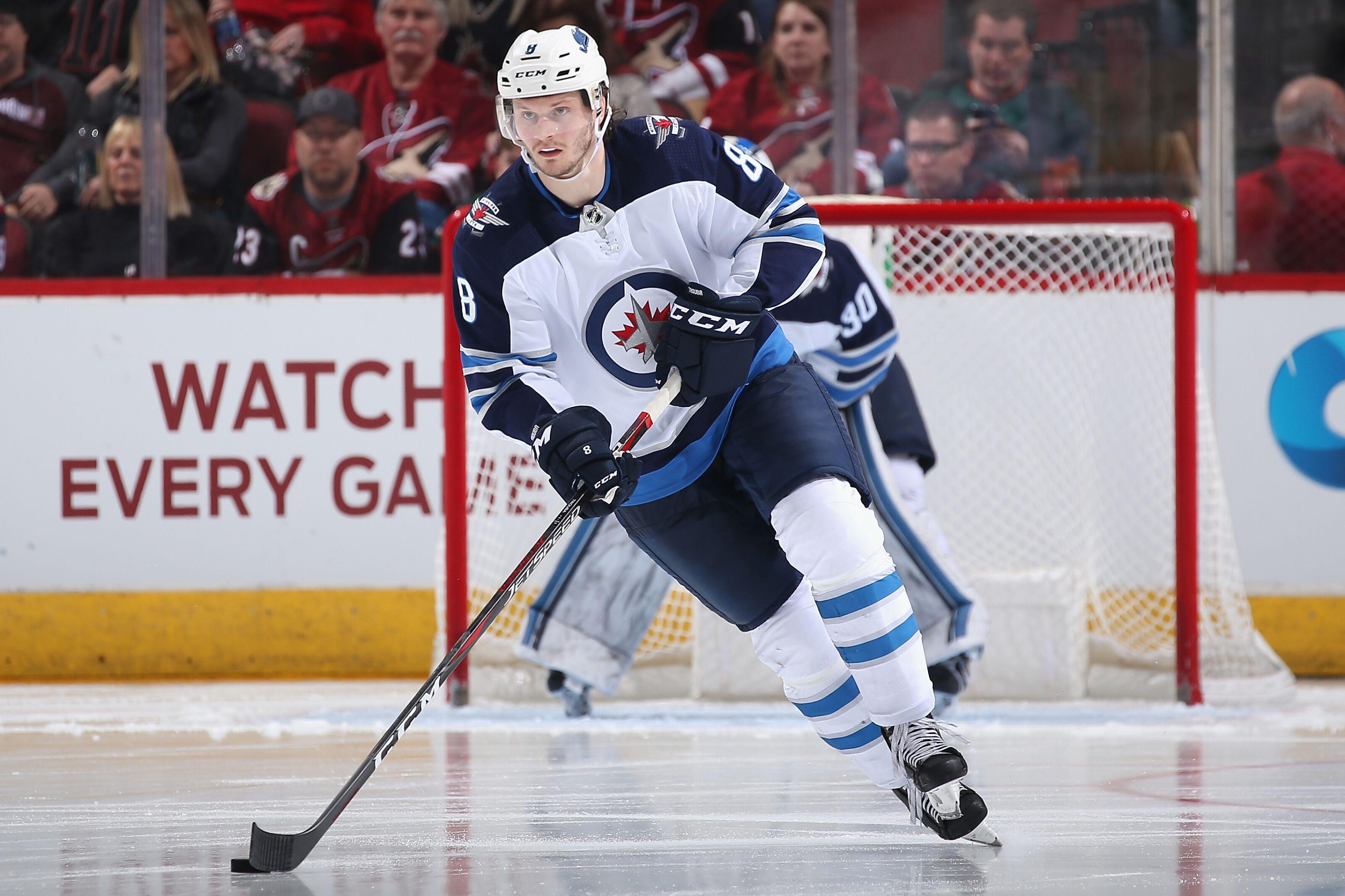 Winnipeg Jets get underwhelming return for Jacob Trouba