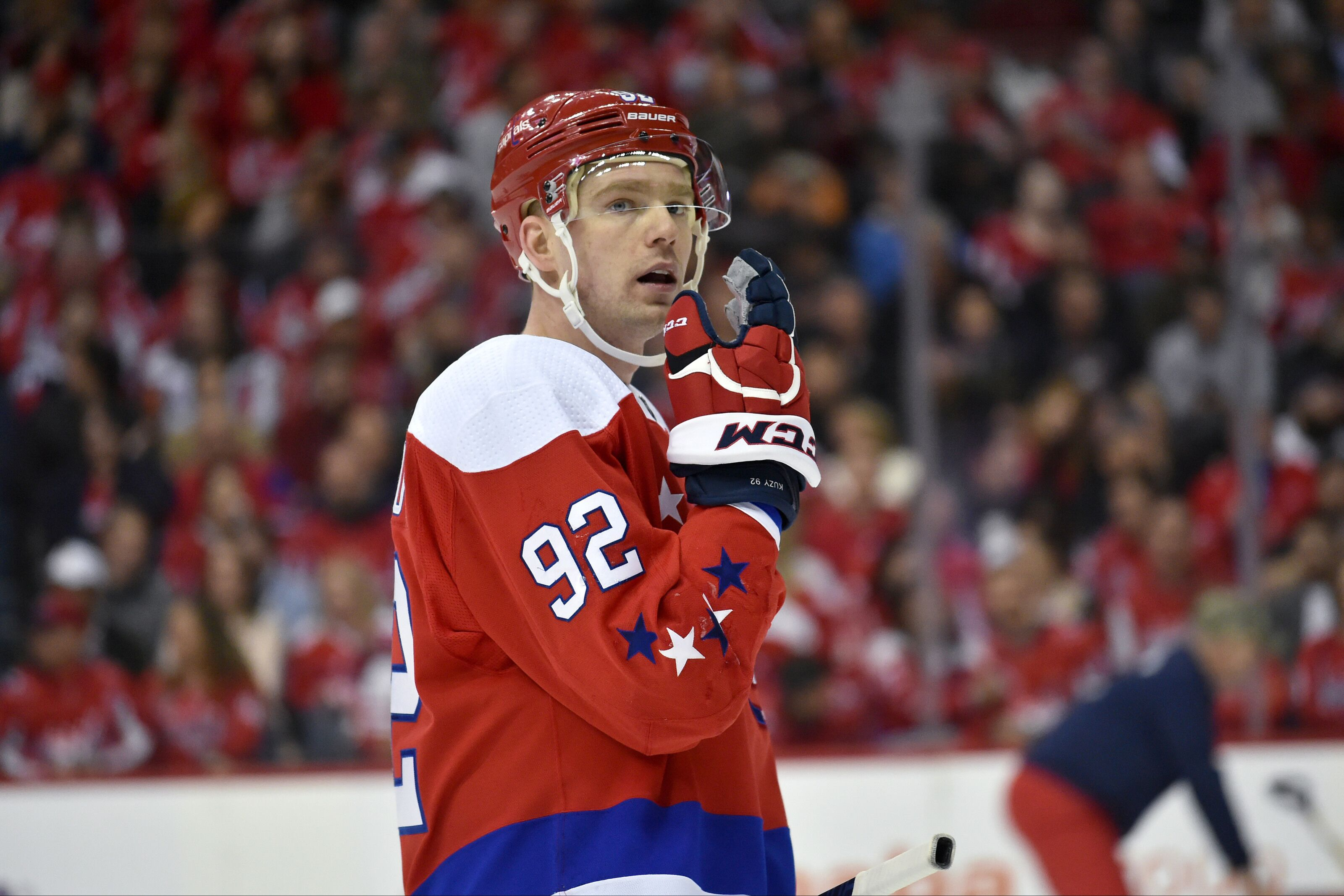 Washington Capitals: Evgeny Kuznetsov suspended four years by IIHF