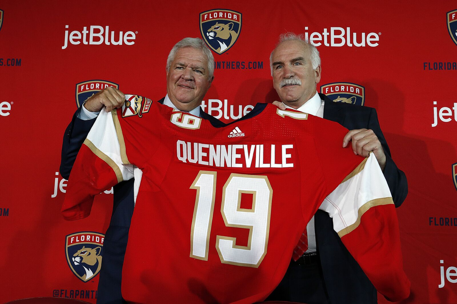 Florida Panthers Joel Quenneville Hiring Begins Offseason Of Changes