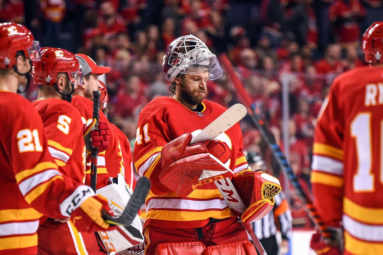 3 players the Calgary Flames should trade after playoff exit