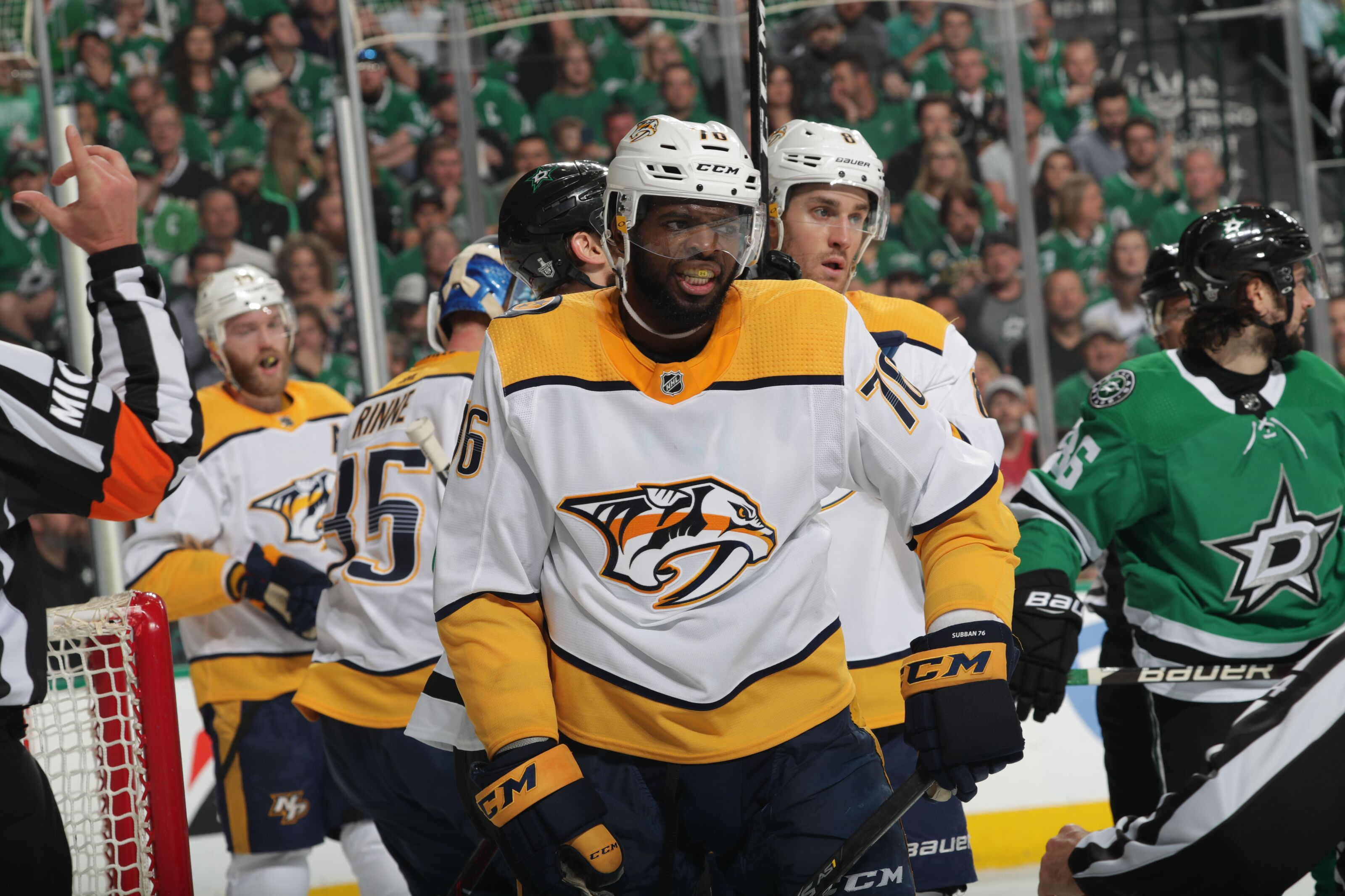 3 reasons the Nashville Predators lost to the Dallas Stars