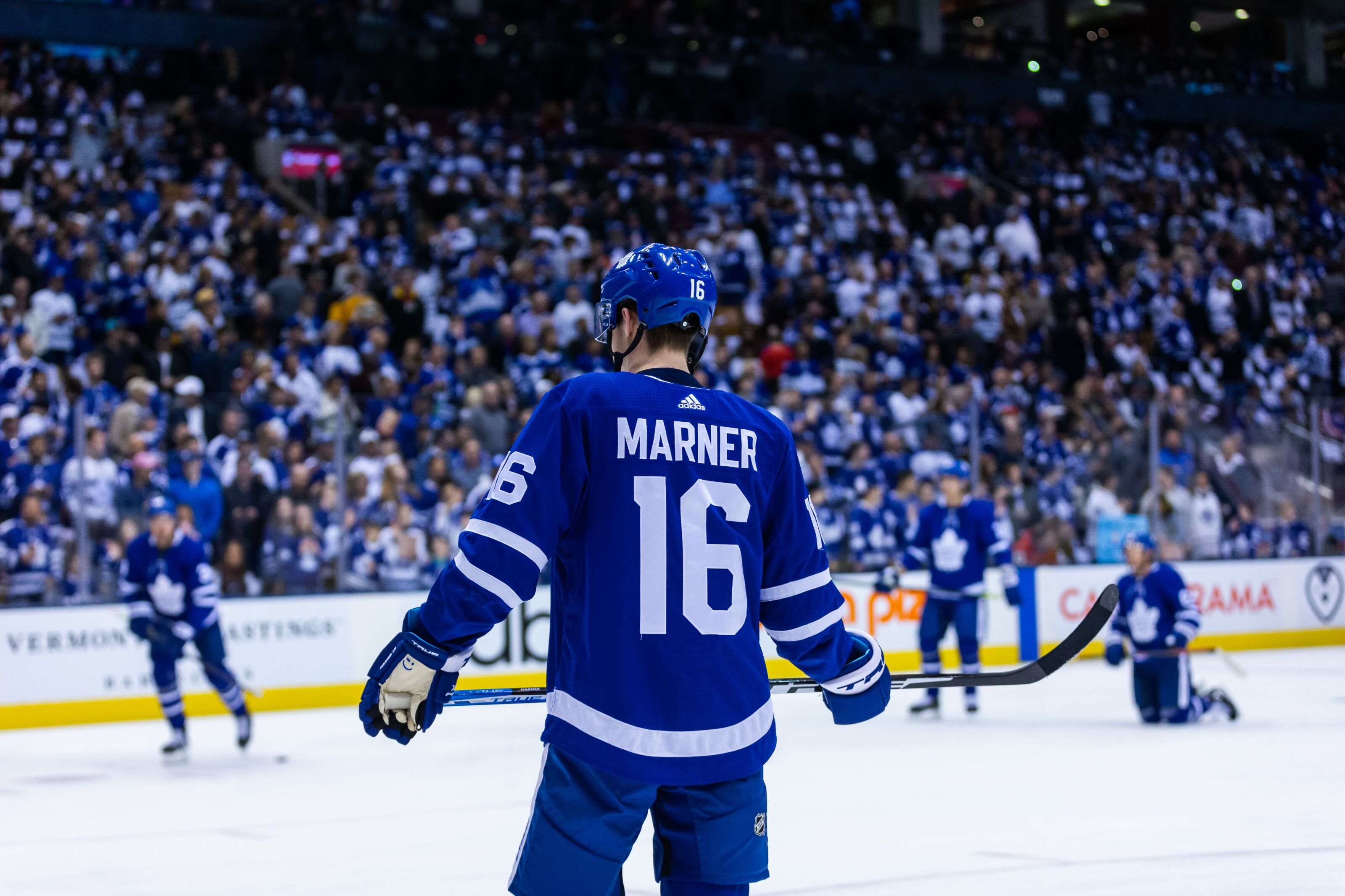 Toronto Maple Leafs and Mitch Marner far apart from deal