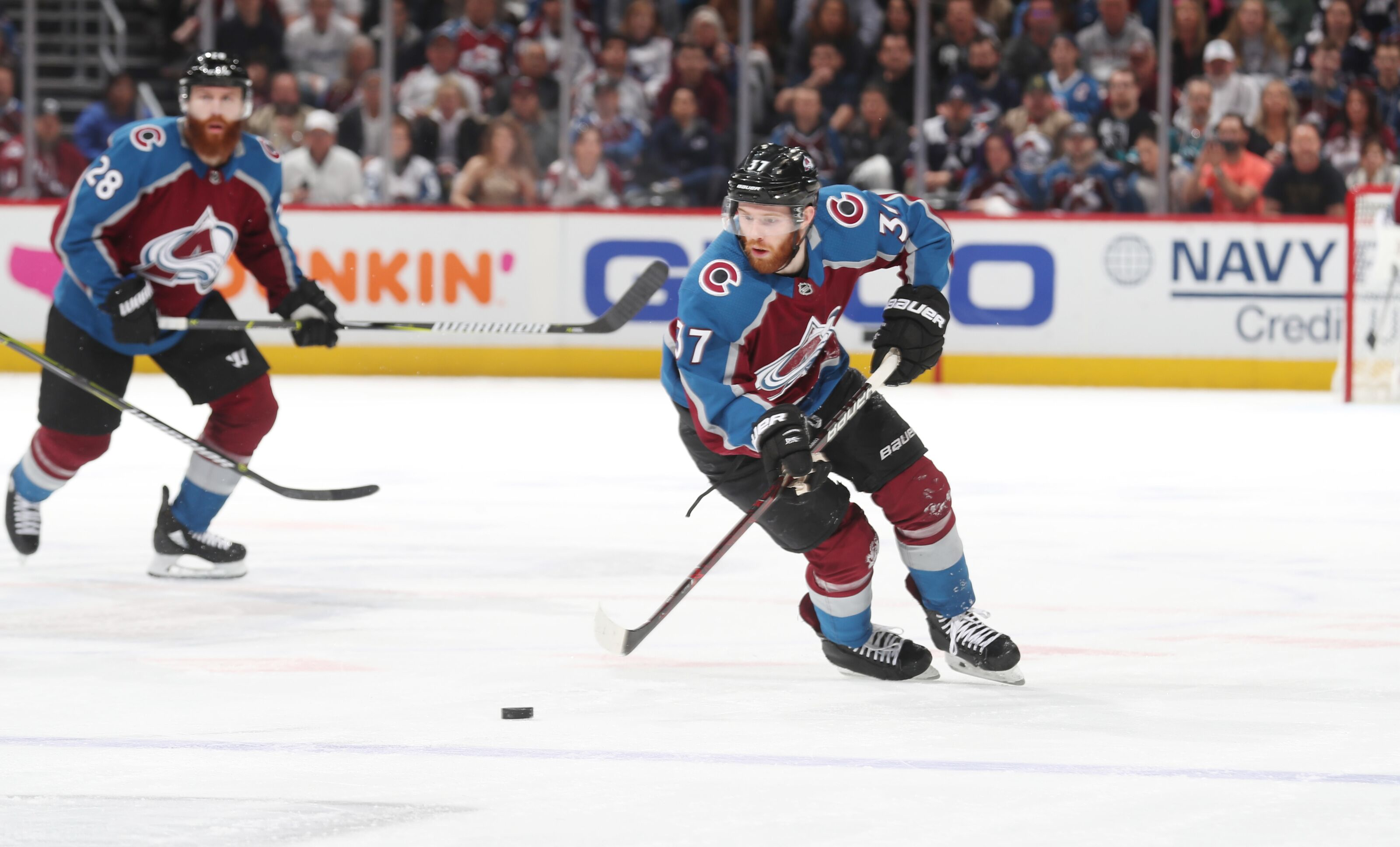 Colorado Avalanche: Grading the J.T. Compher extension