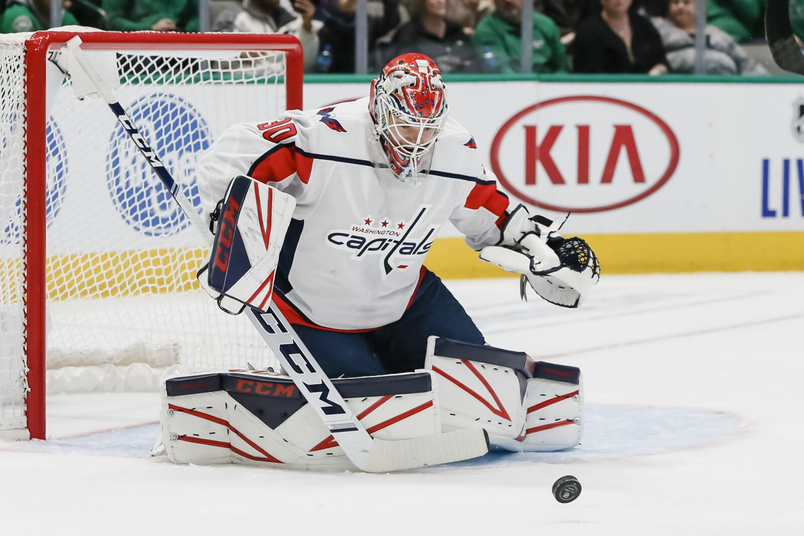 Washington Capitals should start Ilya Samsonov now