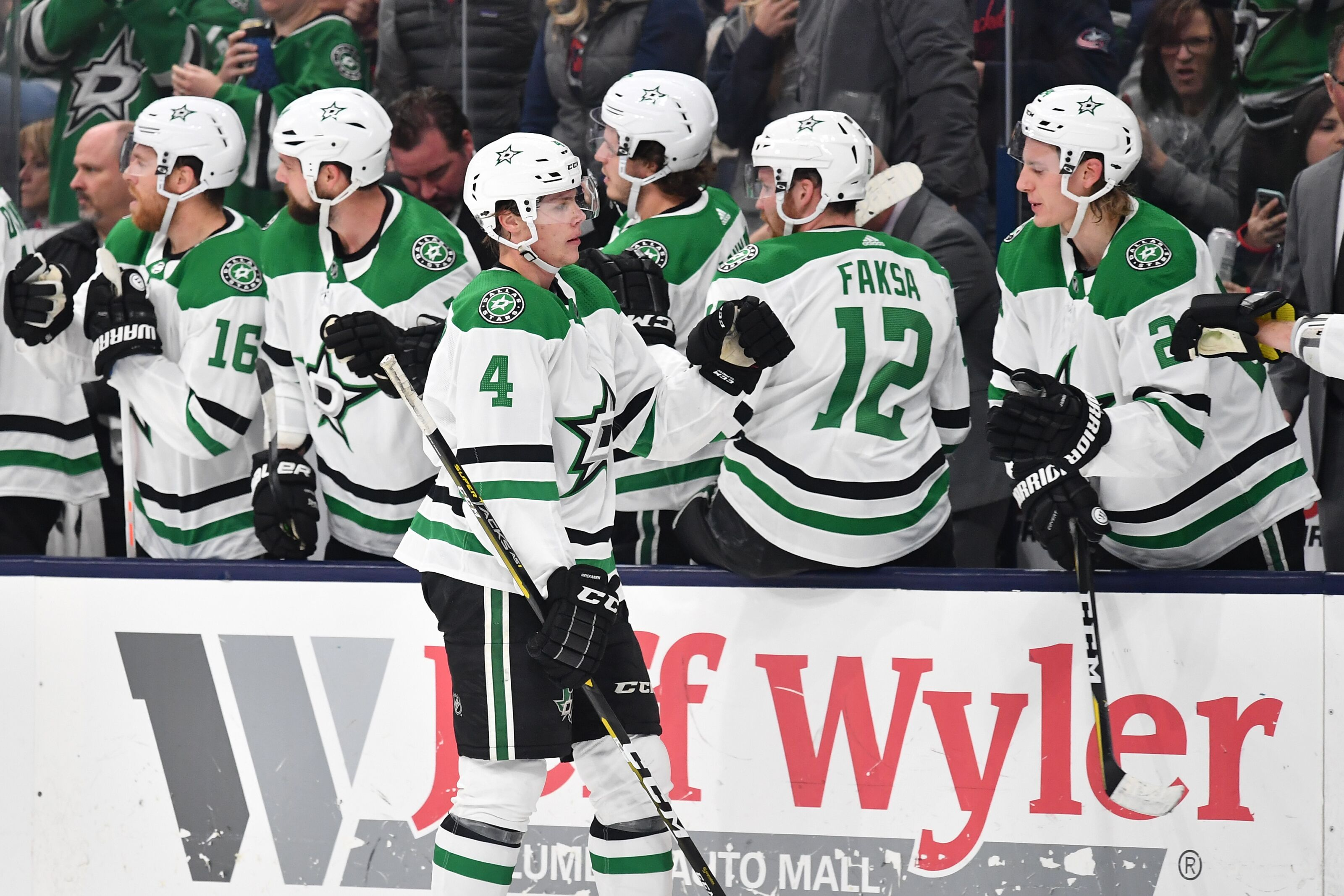 Dallas Stars early season woes continue in loss to Blue Jackets