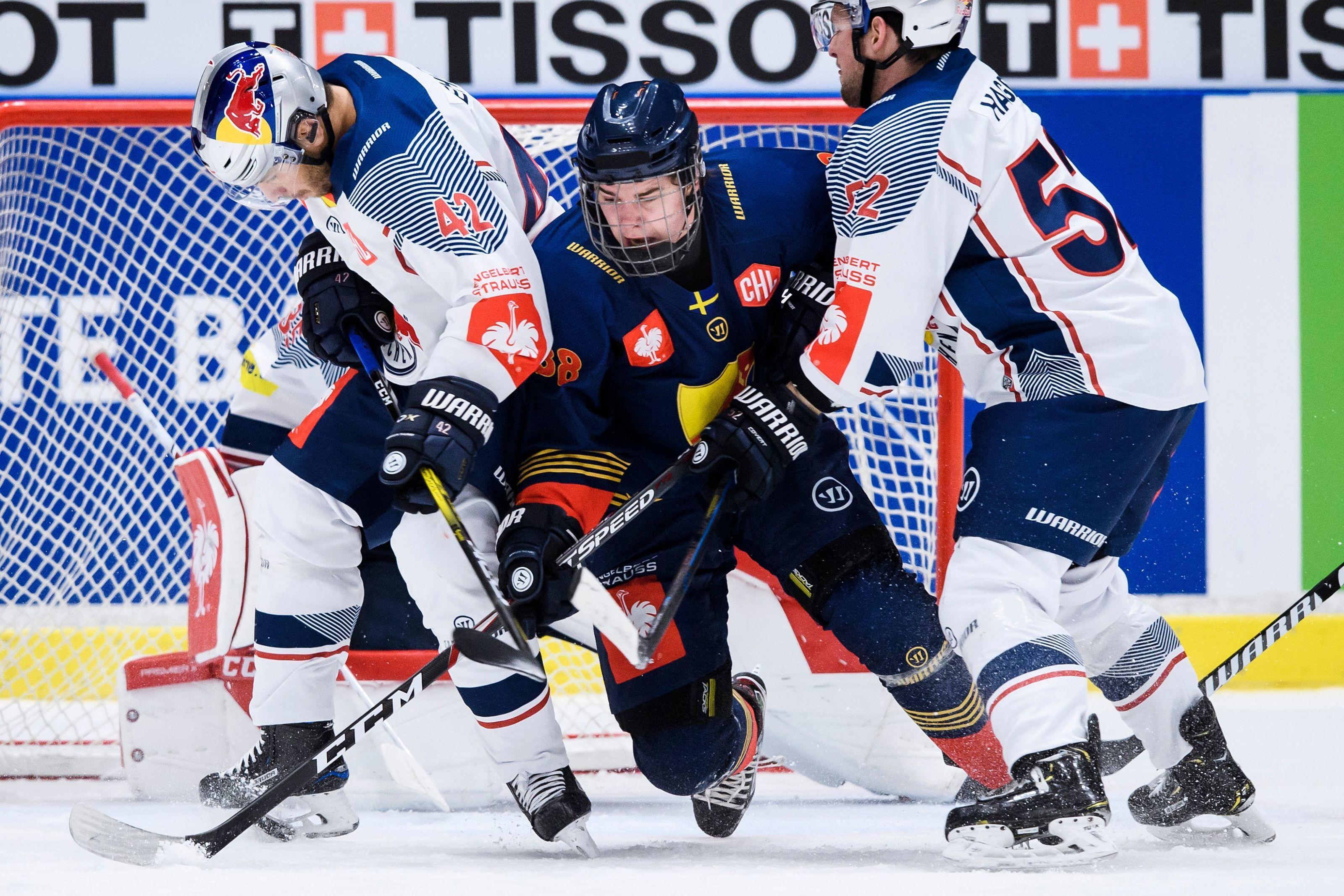 2020 NHL Draft prospect profile: Alexander Holtz scouting report