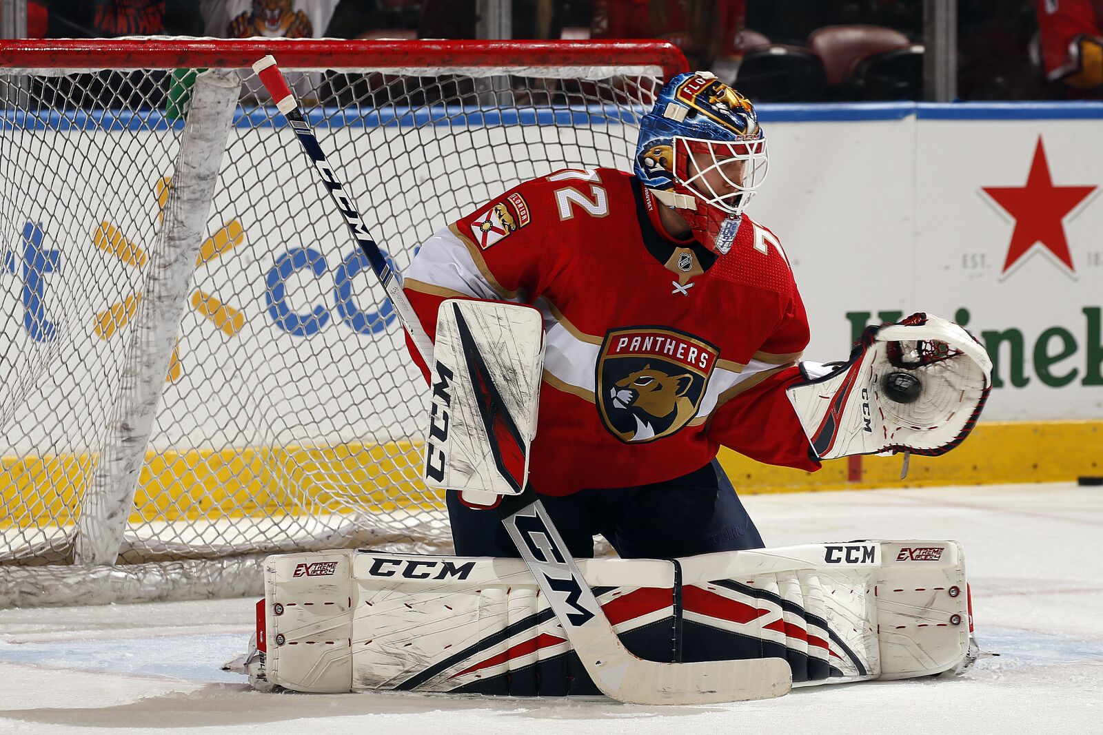 Florida Panthers: Sergei Bobrovsky berates the Blue Jackets in 4-1 win