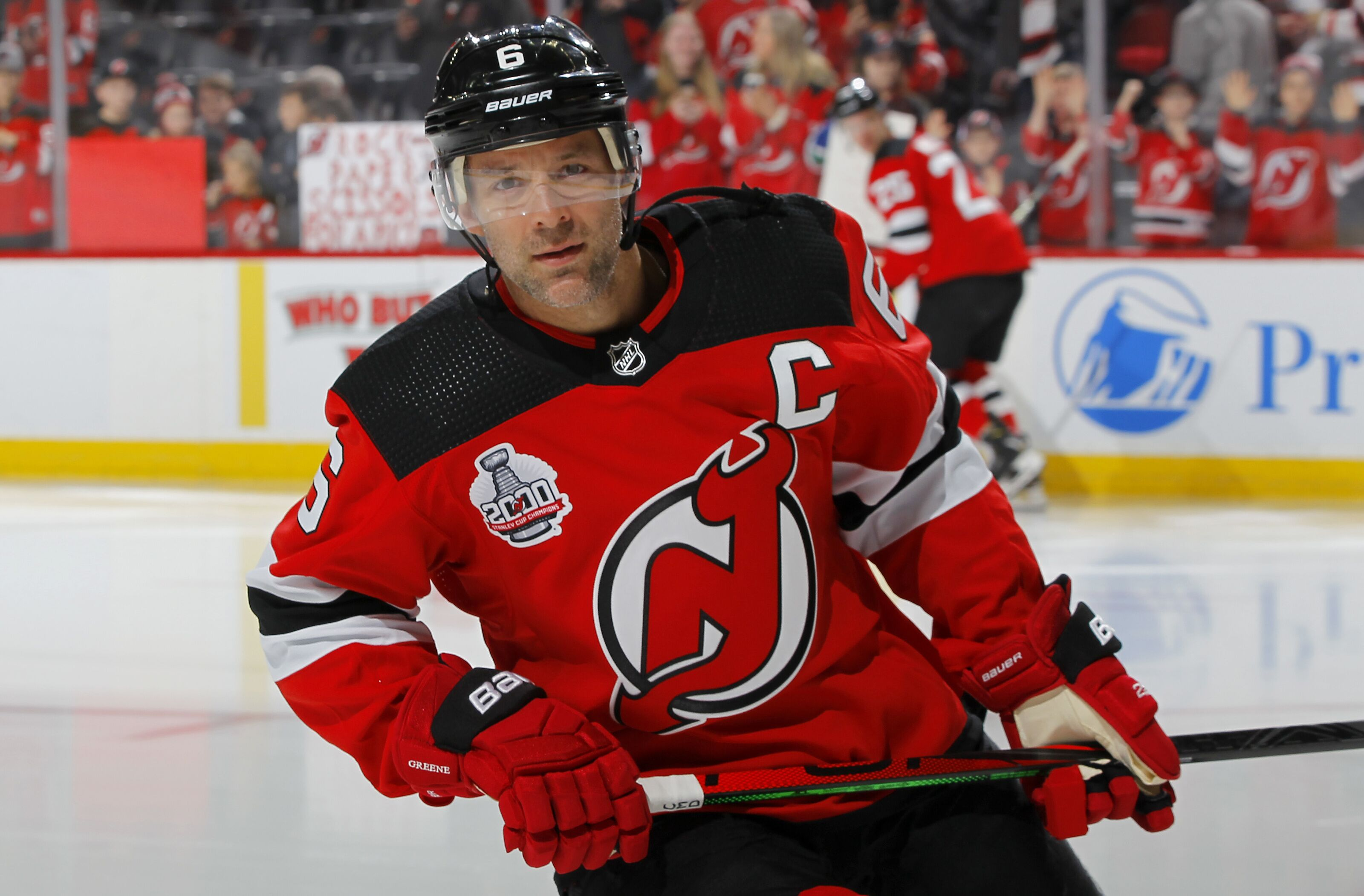 NHL trade grade: Devils get solid haul from Islanders for Andy Greene