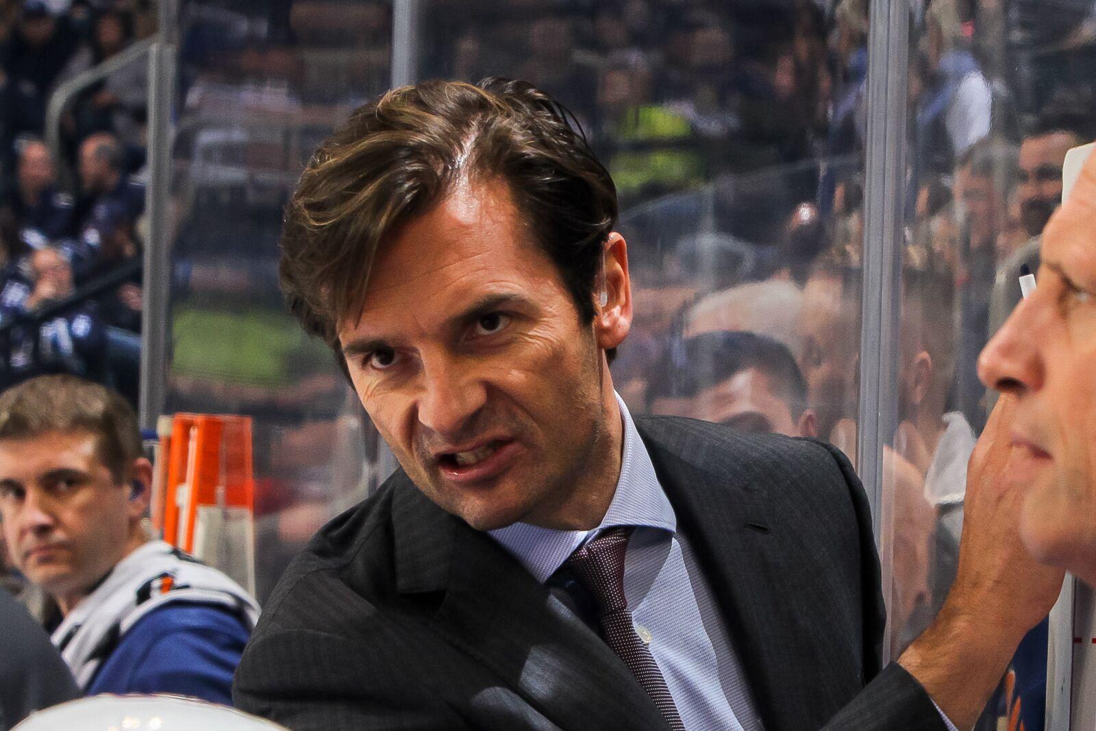 Anaheim Ducks hire Dallas Eakins as new head coach