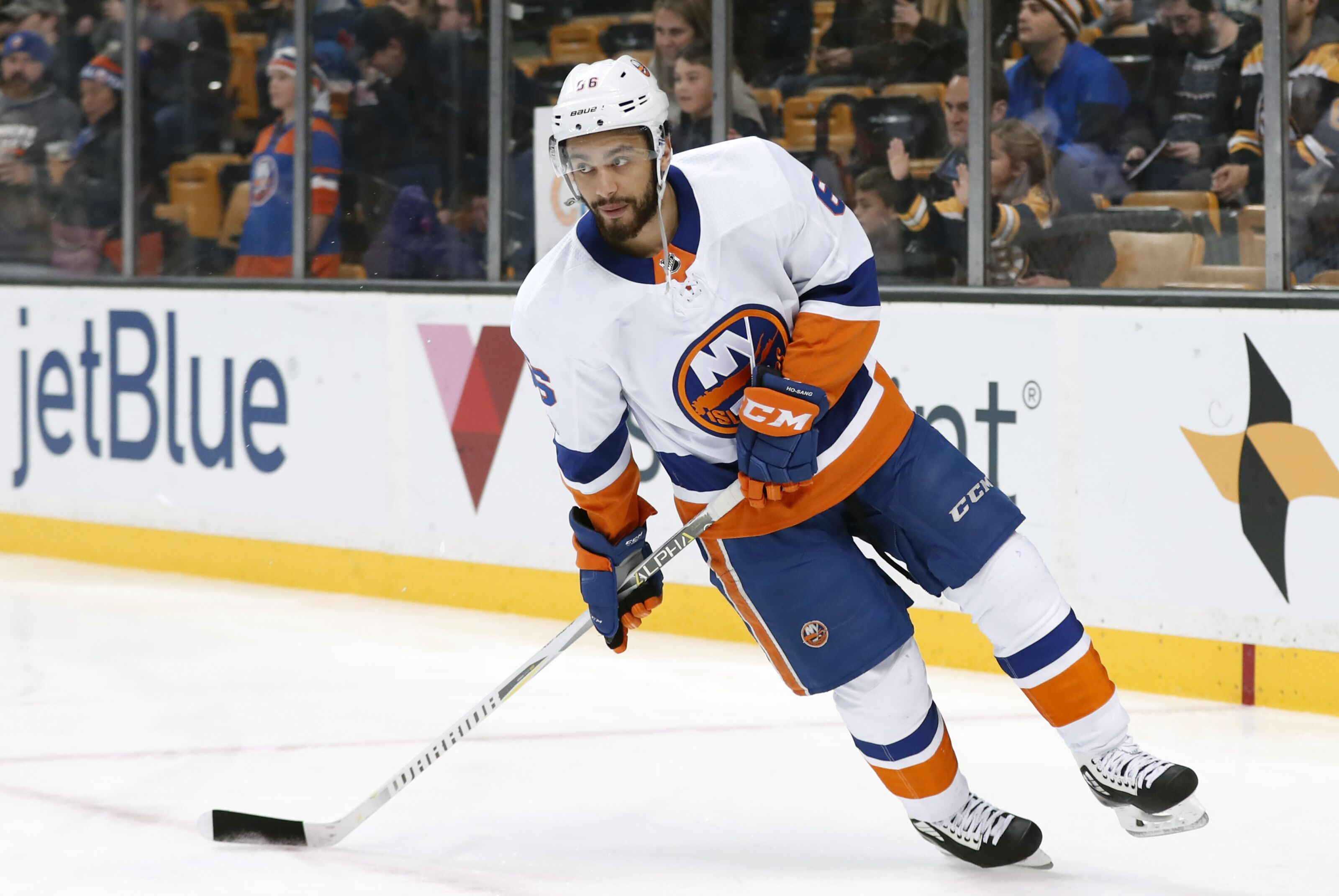 58aa4fd290a New York Islanders need to give Josh Ho-Sang a chance