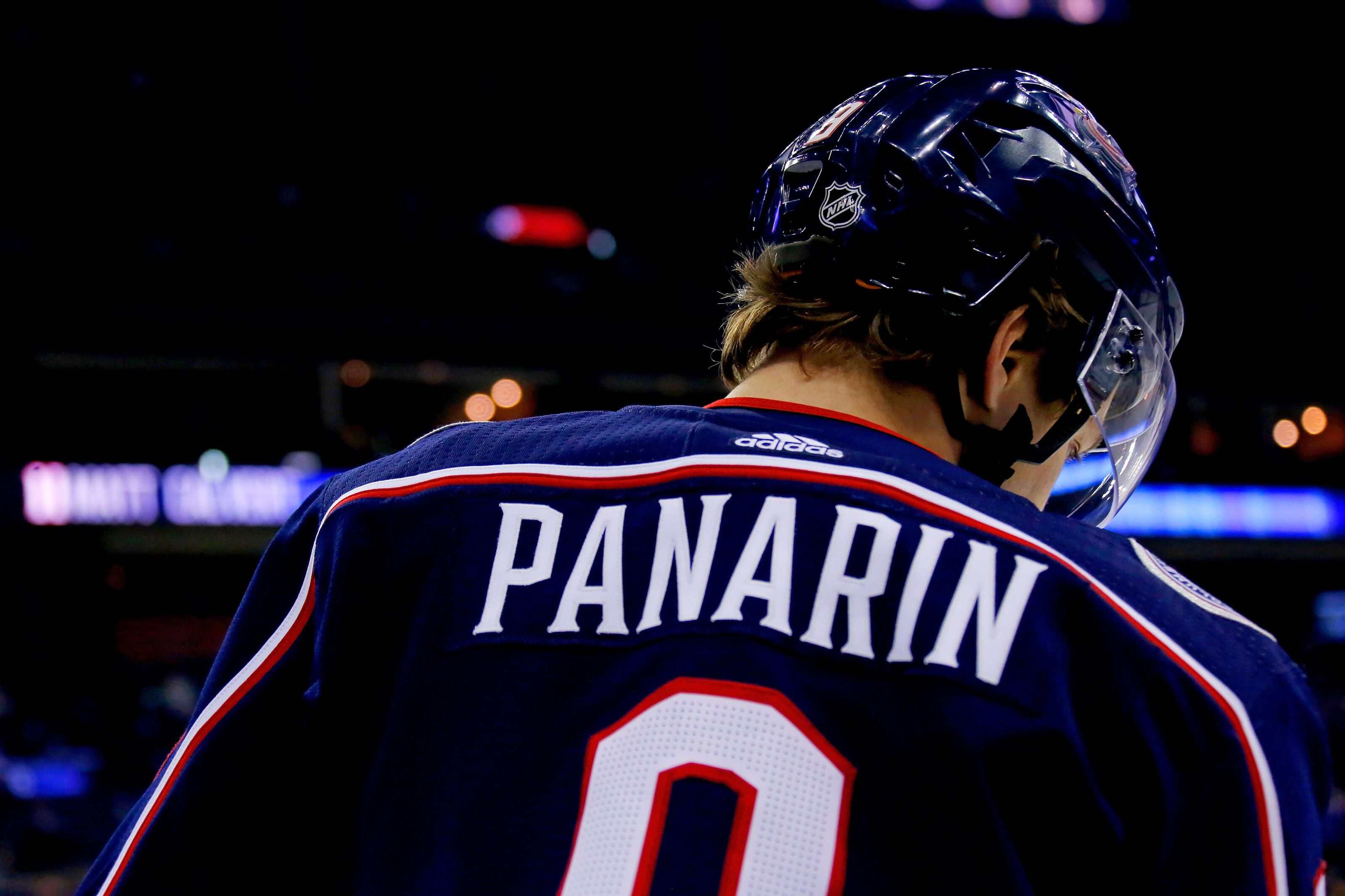 NHL Rumors: Artemi Panarin will talk future with Blue Jackets in January