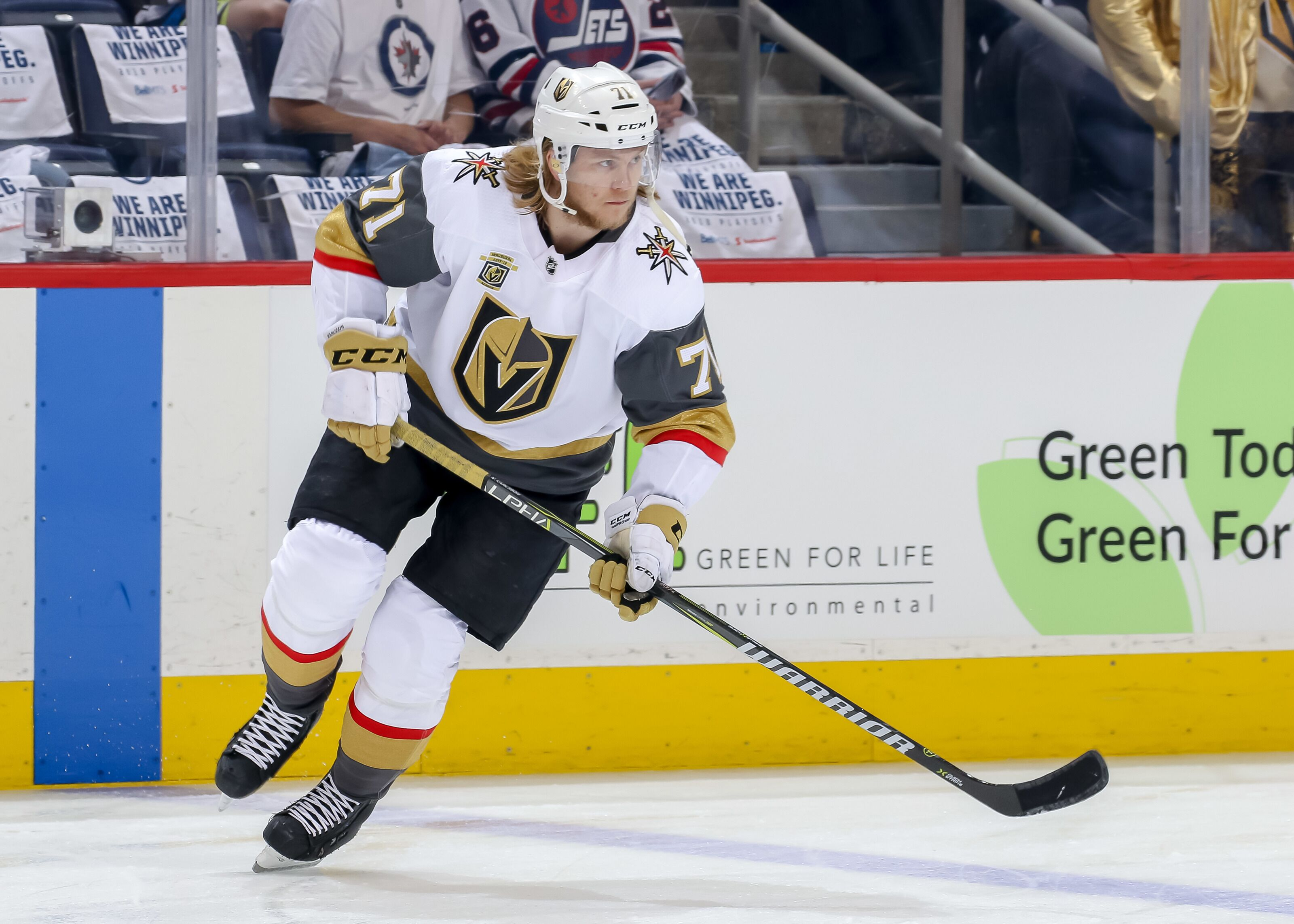 0ebce8fef Vegas Golden Knights  Does William Karlsson deserve his big raise