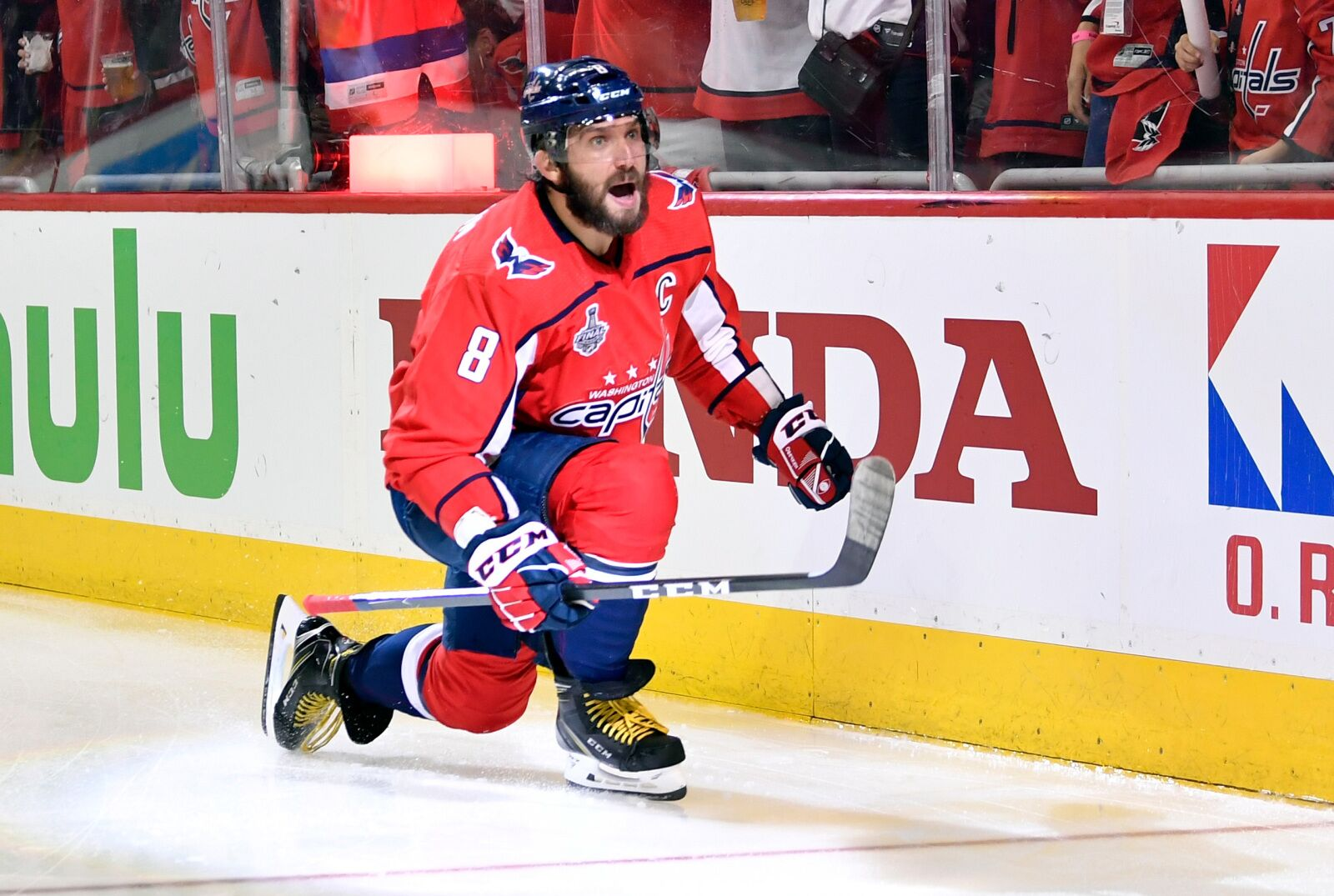 Washington Capitals: Alex Ovechkin is on a mission