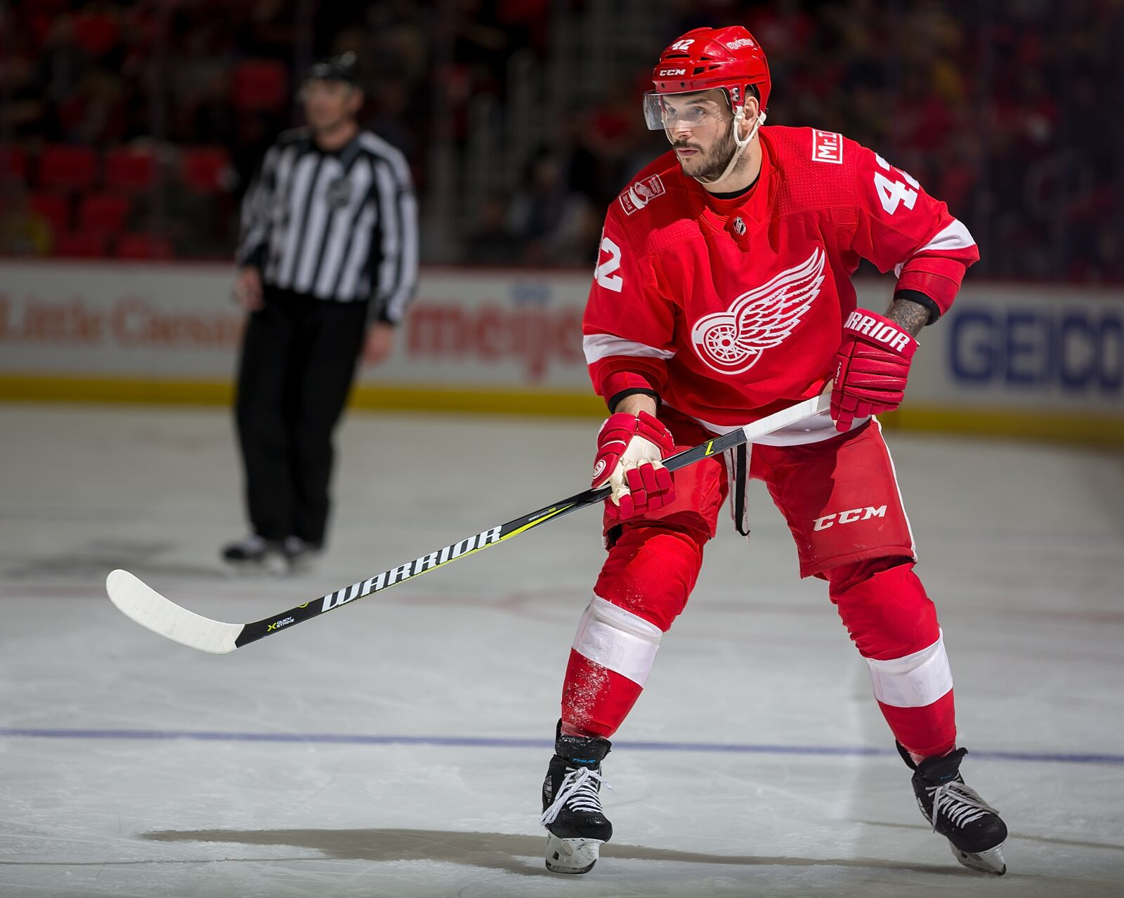 Detroit Red Wings  Martin Frk Will Not Get a Qualifying Offer 846757188