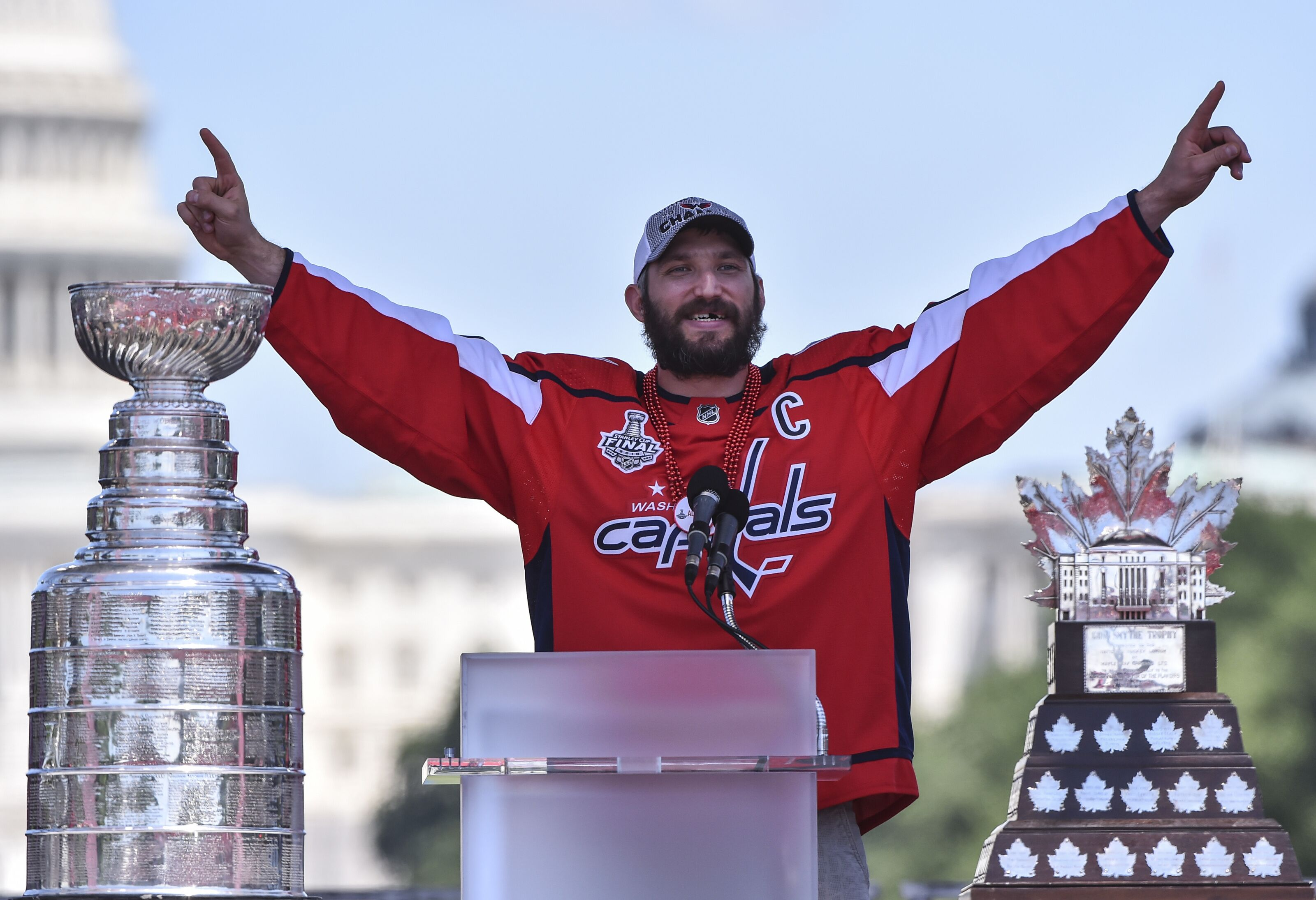 Washington Capitals preview: Alex Ovechkin leads defending champions