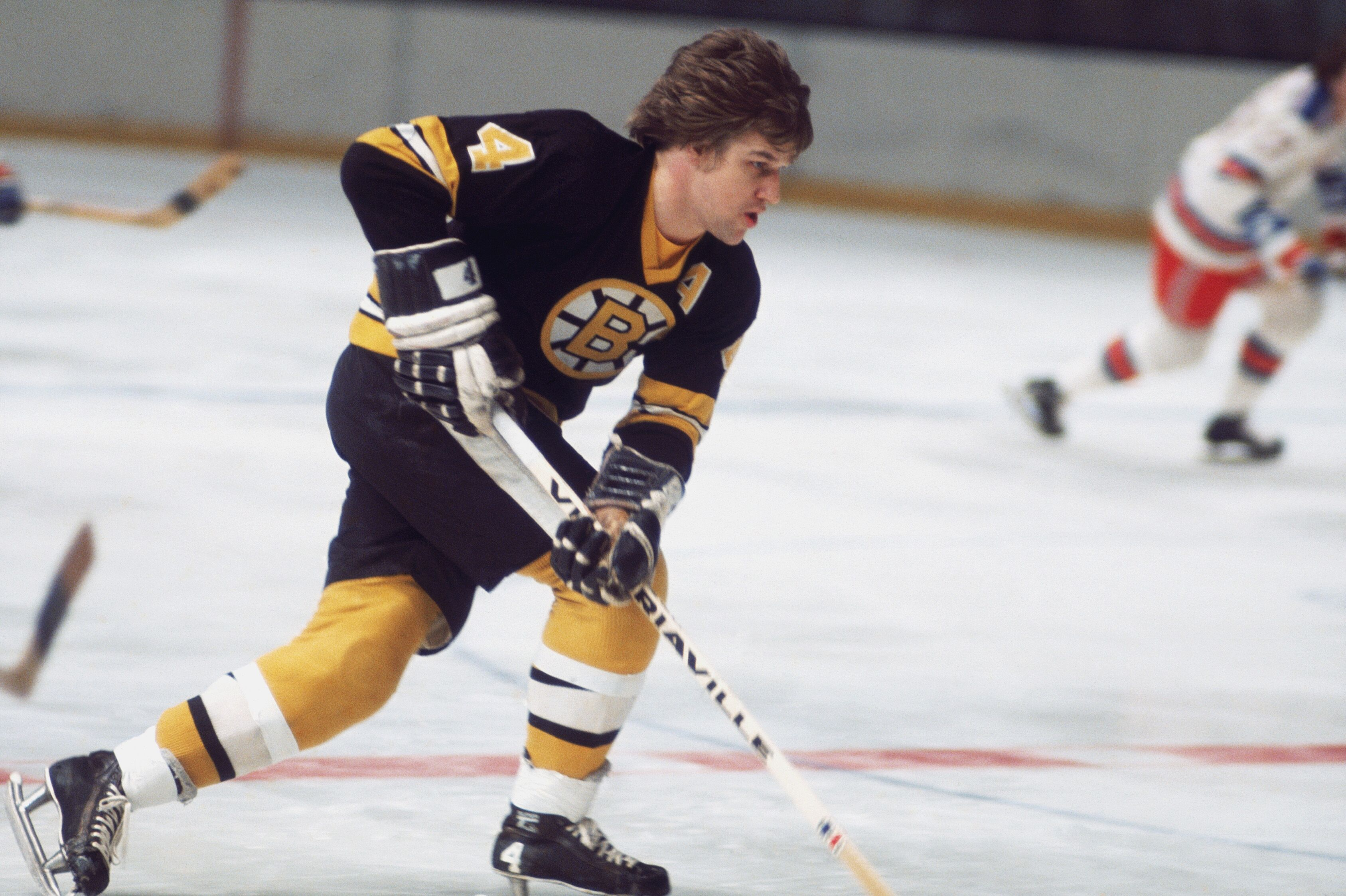 NHL All-Time Greats: 1970s All-Decade Team Bruins Roster Nhl