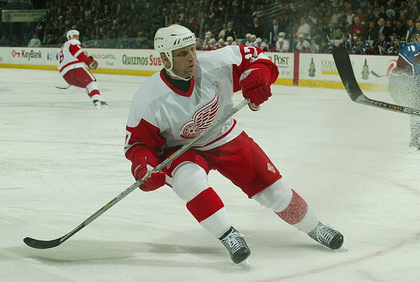 save off b743f 1f6f8 Detroit Red Wings: Top 5 Free Agent Signings In Franchise ...