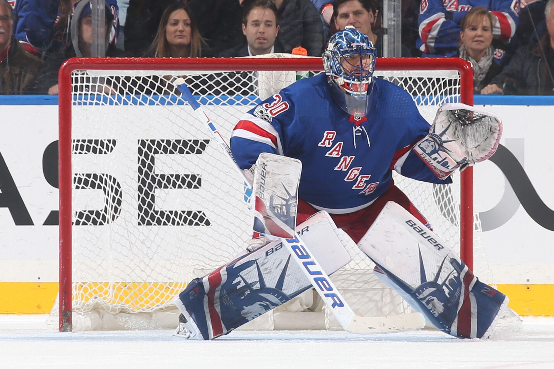 New York Rangers Henrik Lundqvist S Reign Is Over