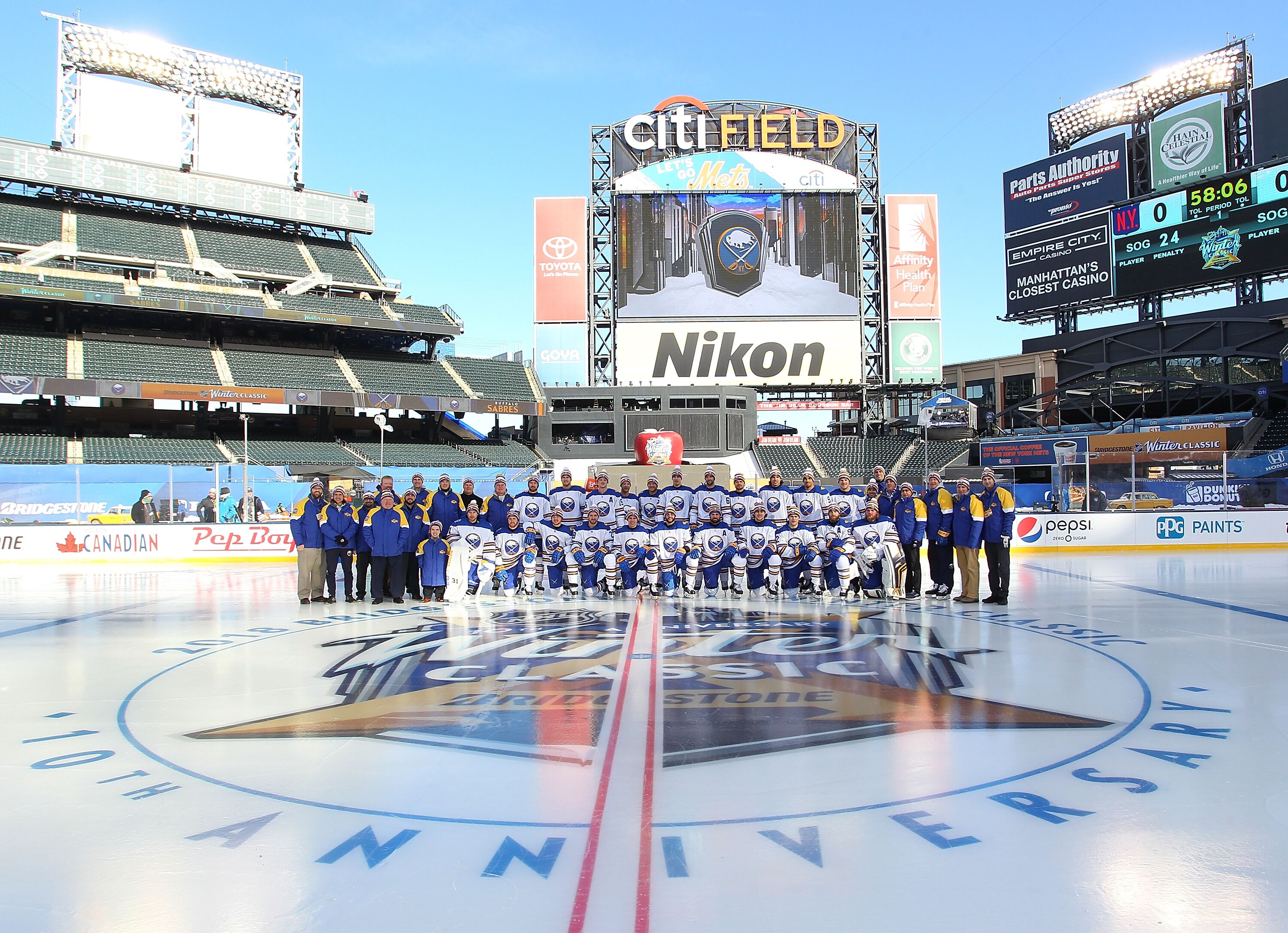 257267c8 2018 Winter Classic: Rangers at Sabres live stream, start time, TV info