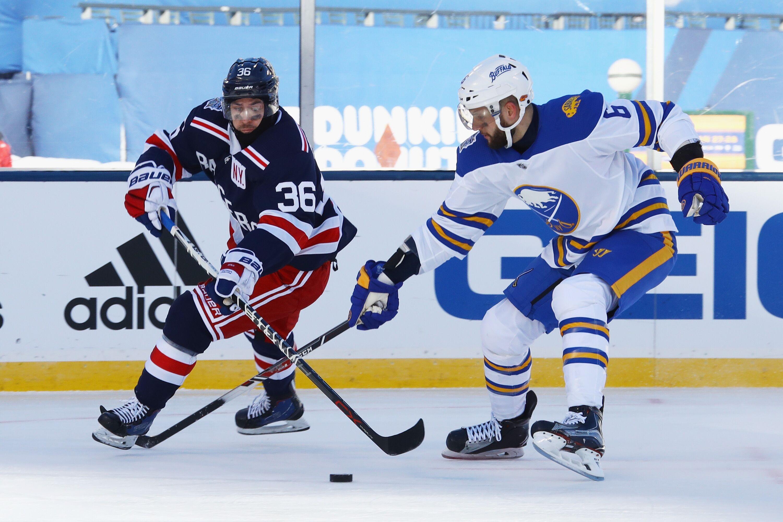 finest selection 72d71 4089c 2018 Winter Classic: Rangers vs. Sabres highlights, score, recap