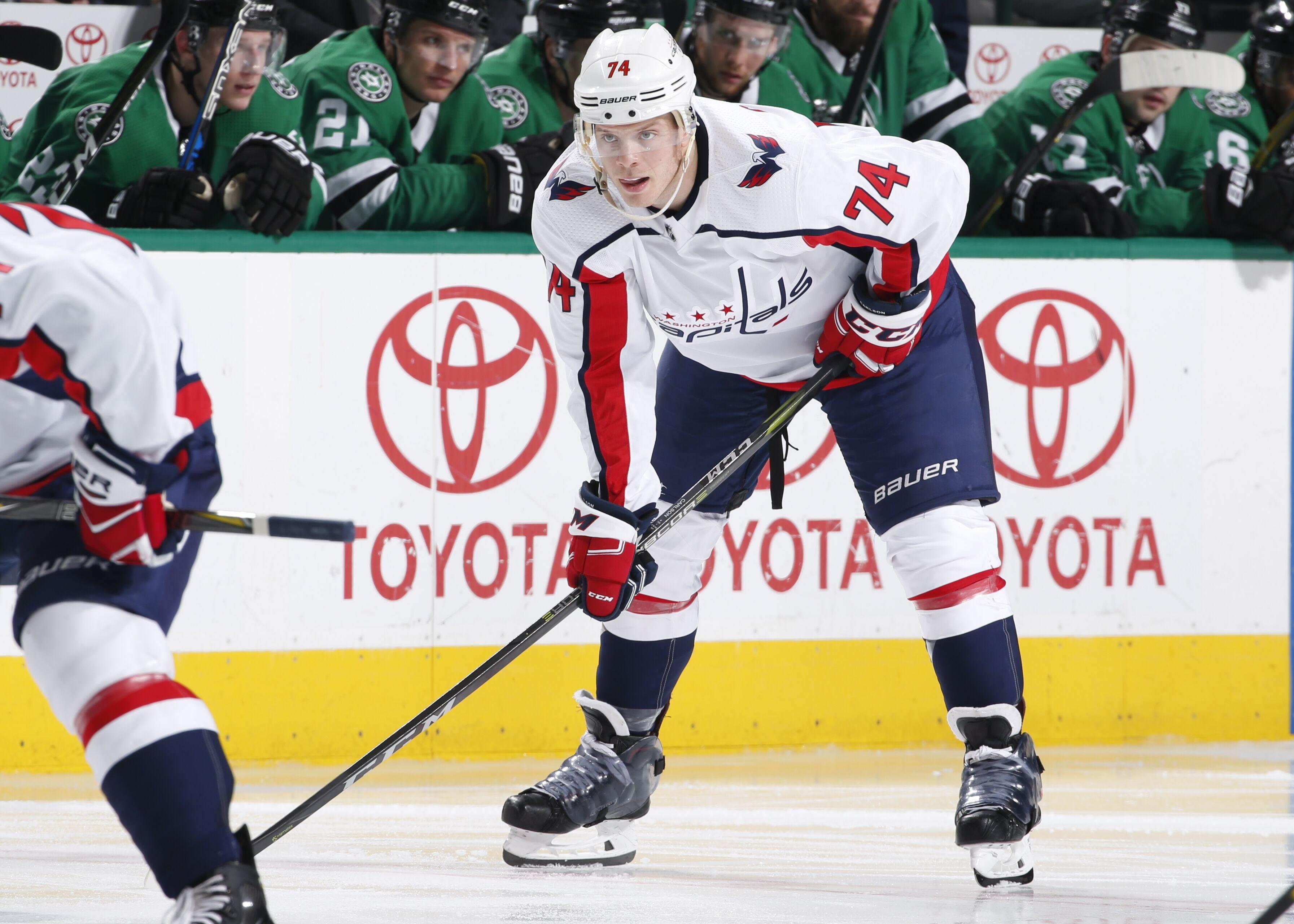 Washington Capitals  John Carlson Should Consider One-Year Deal 413467606ff