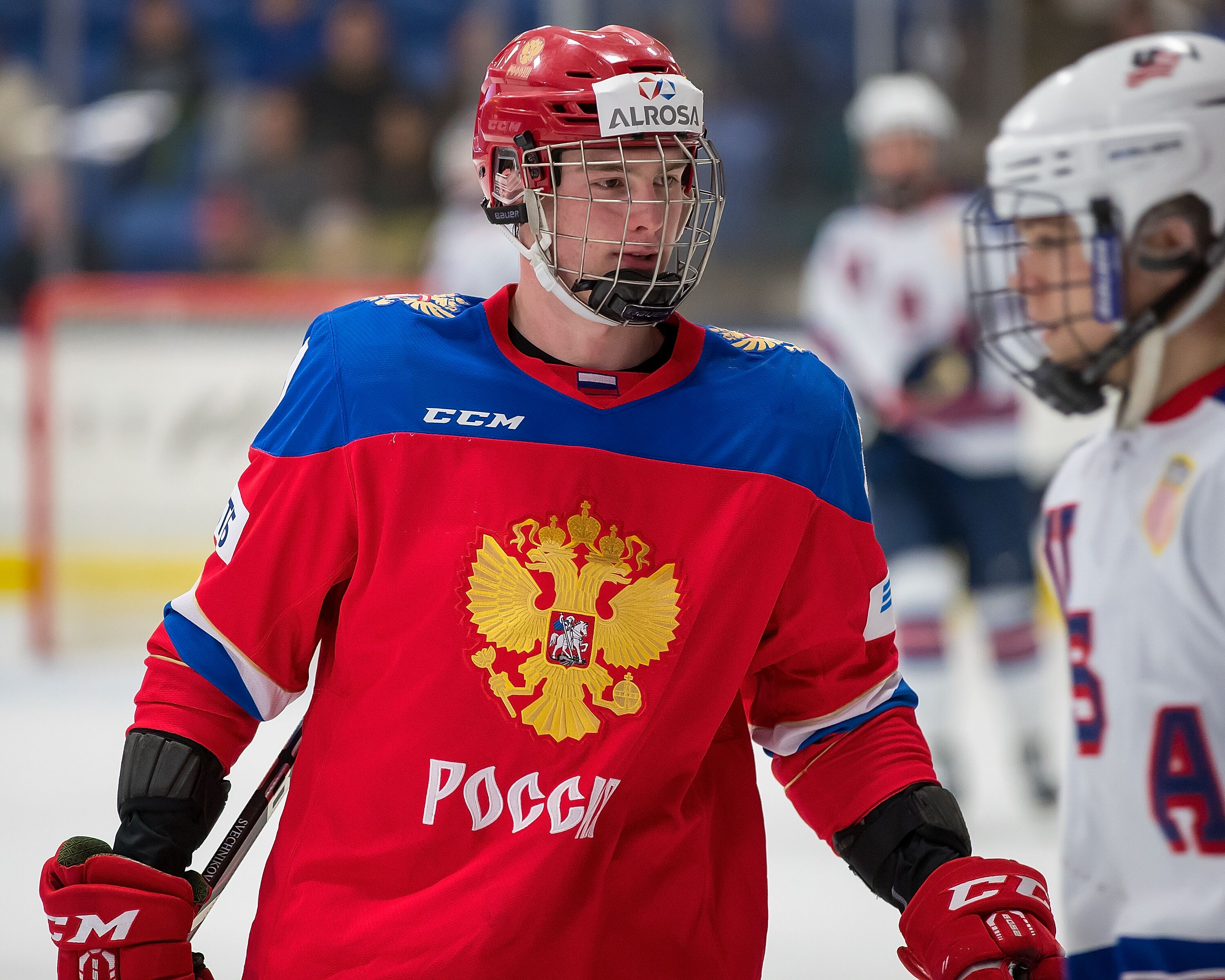 2018 nhl mock draft buffalo sabres up rasmus dahlin