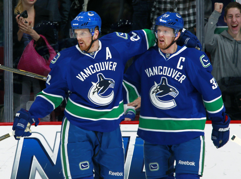 99b94ba4d Vancouver Canucks  Top 5 moments for Henrik Sedin and Daniel Sedin