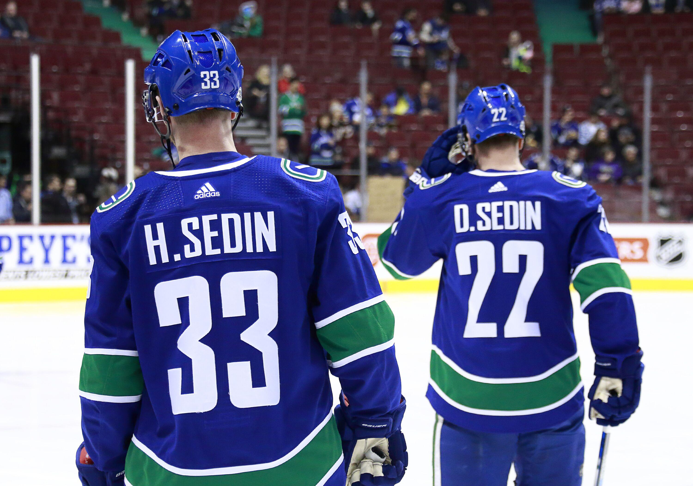 33b7520c7 Vancouver Canucks  Henrik Sedin and Daniel Sedin announce retirement