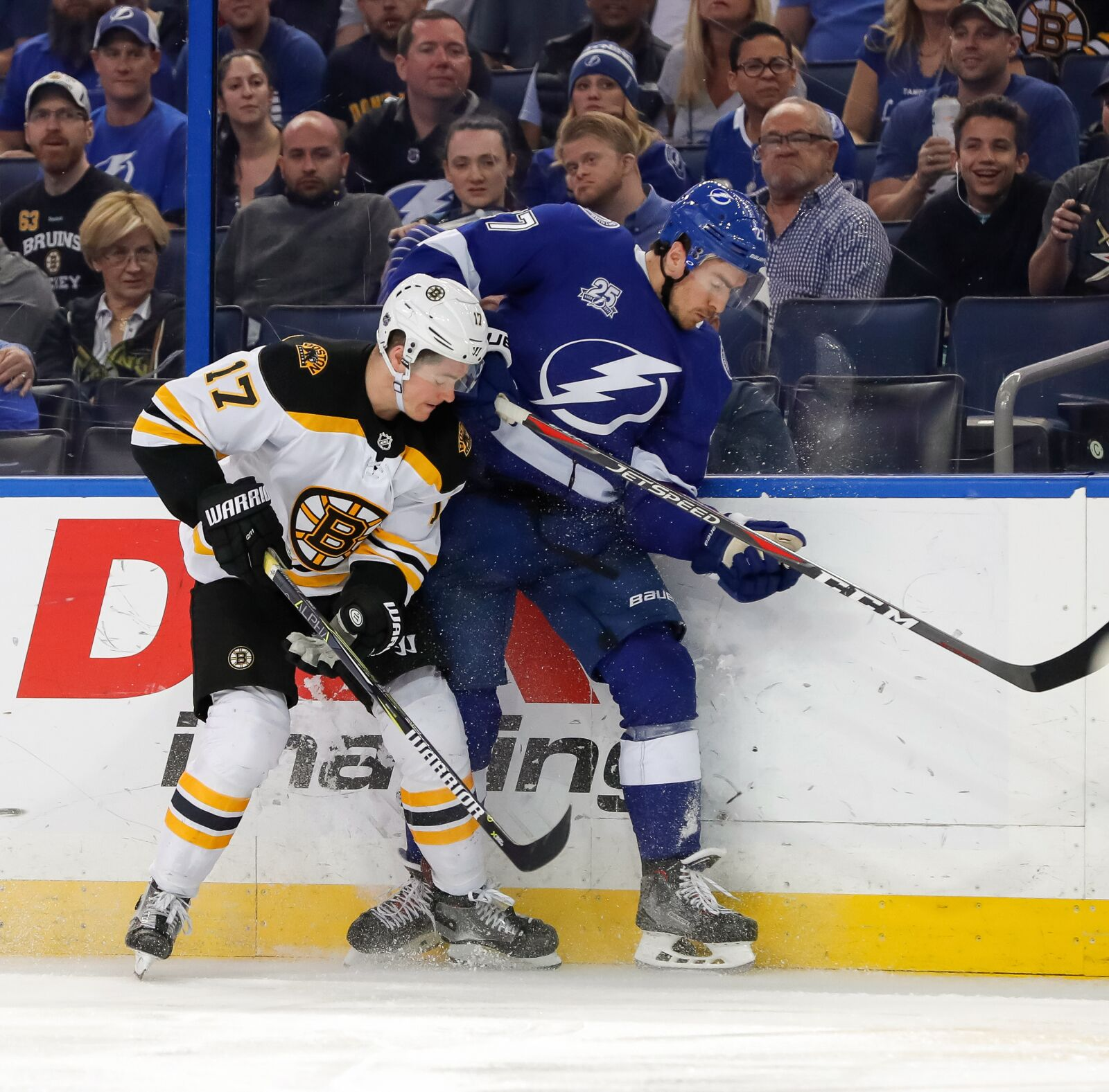 Stanley Cup Playoffs 2018: Lightning Vs. Bruins TV Schedule