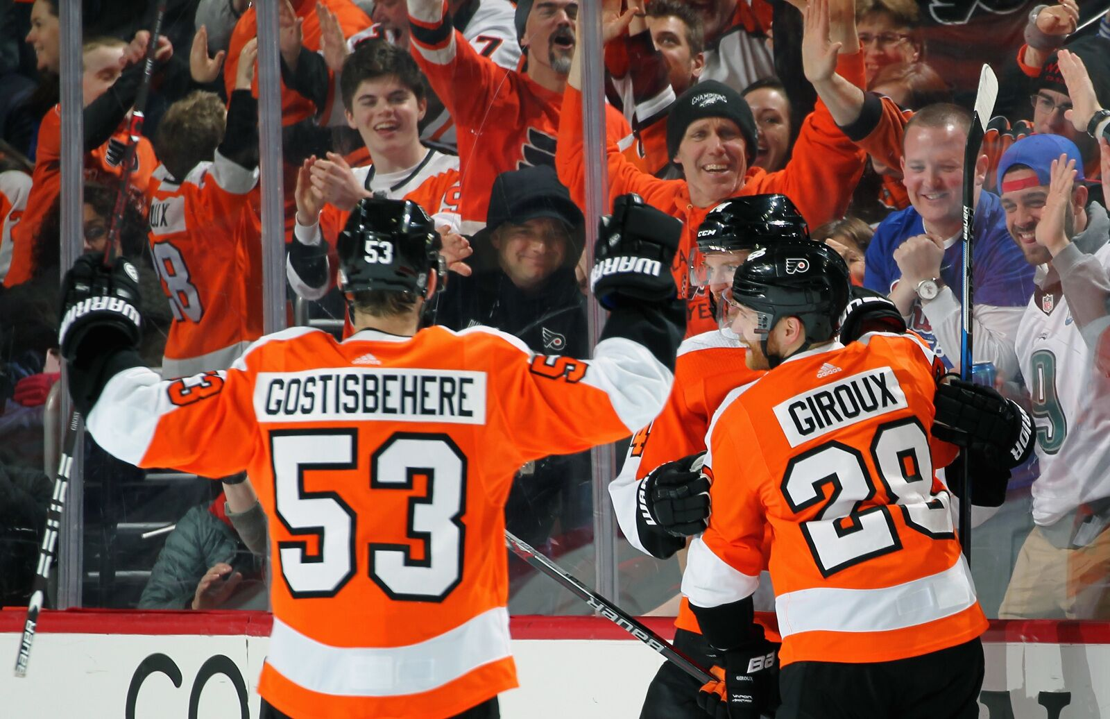 newest a2376 a0ad8 Philadelphia Flyers preview: James van Riemsdyk revamps ...