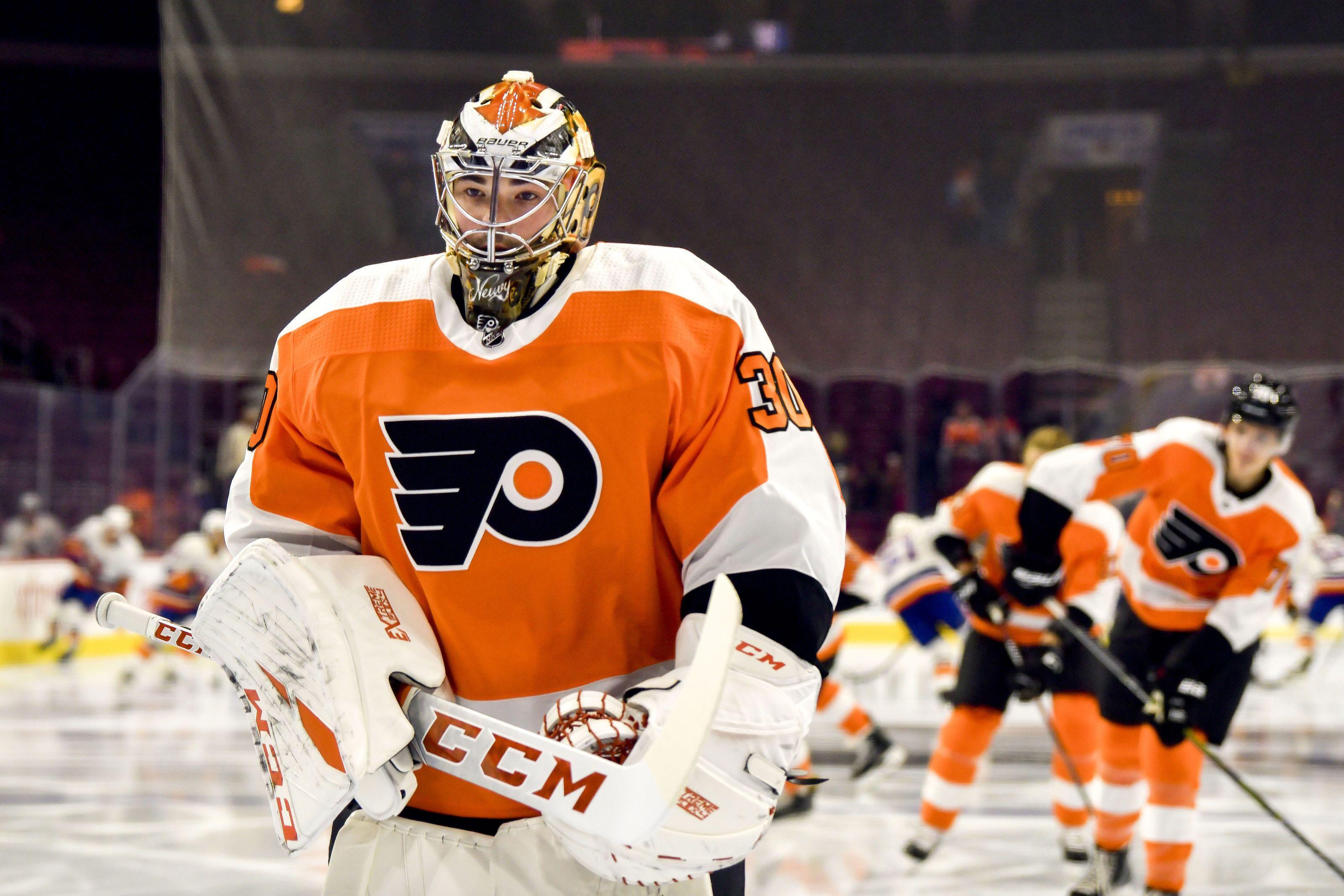 Philadelphia Flyers: Goaltending Position Wide Open for Michal Neuvirth