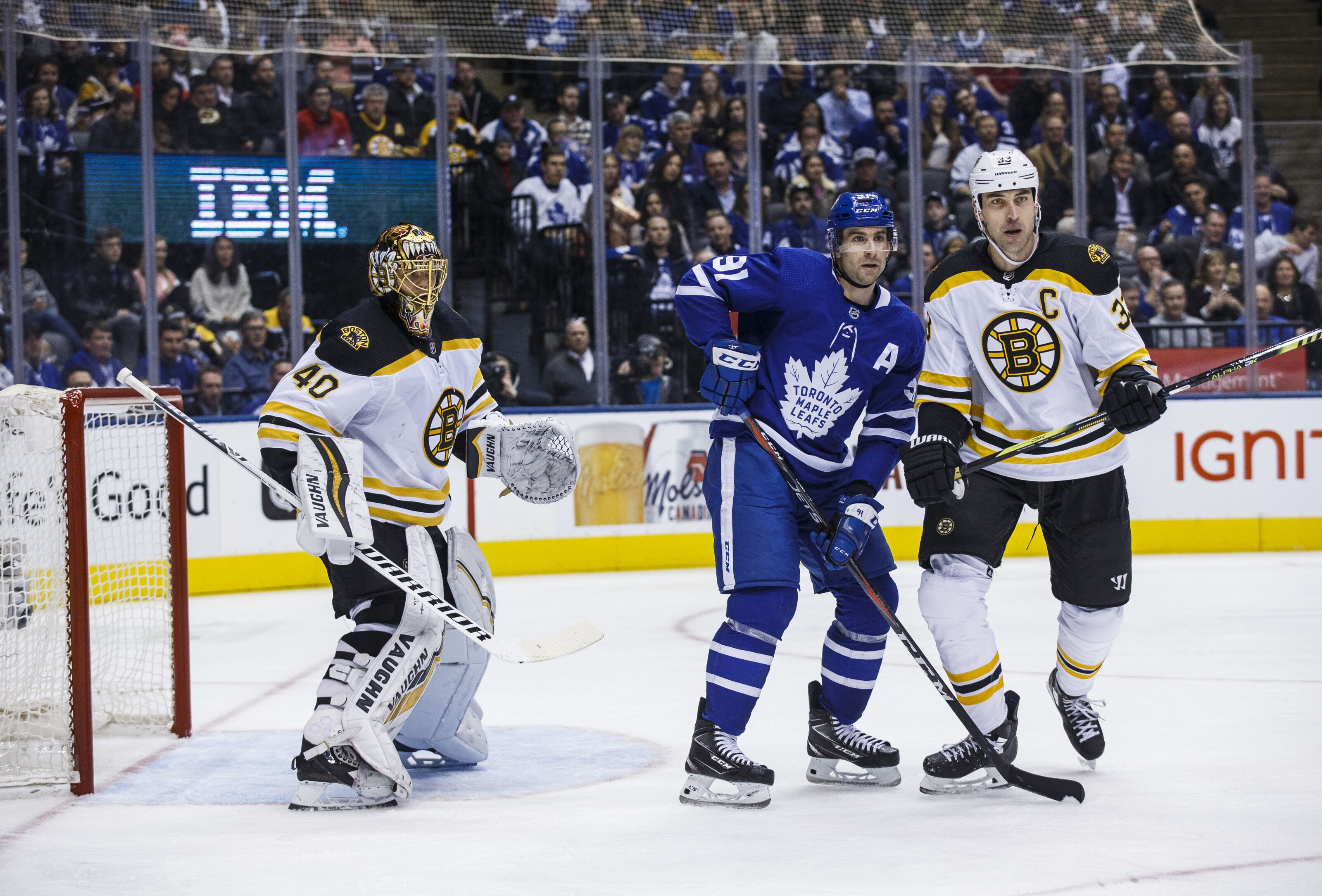 7ba54240ac8 Toronto Maple Leafs Have the Pieces To Defeat the Boston Bruins