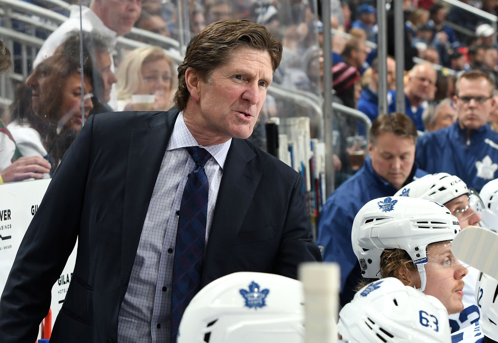 If The Toronto Maple Leafs Fire Mike Babcock, Where Could He Land?