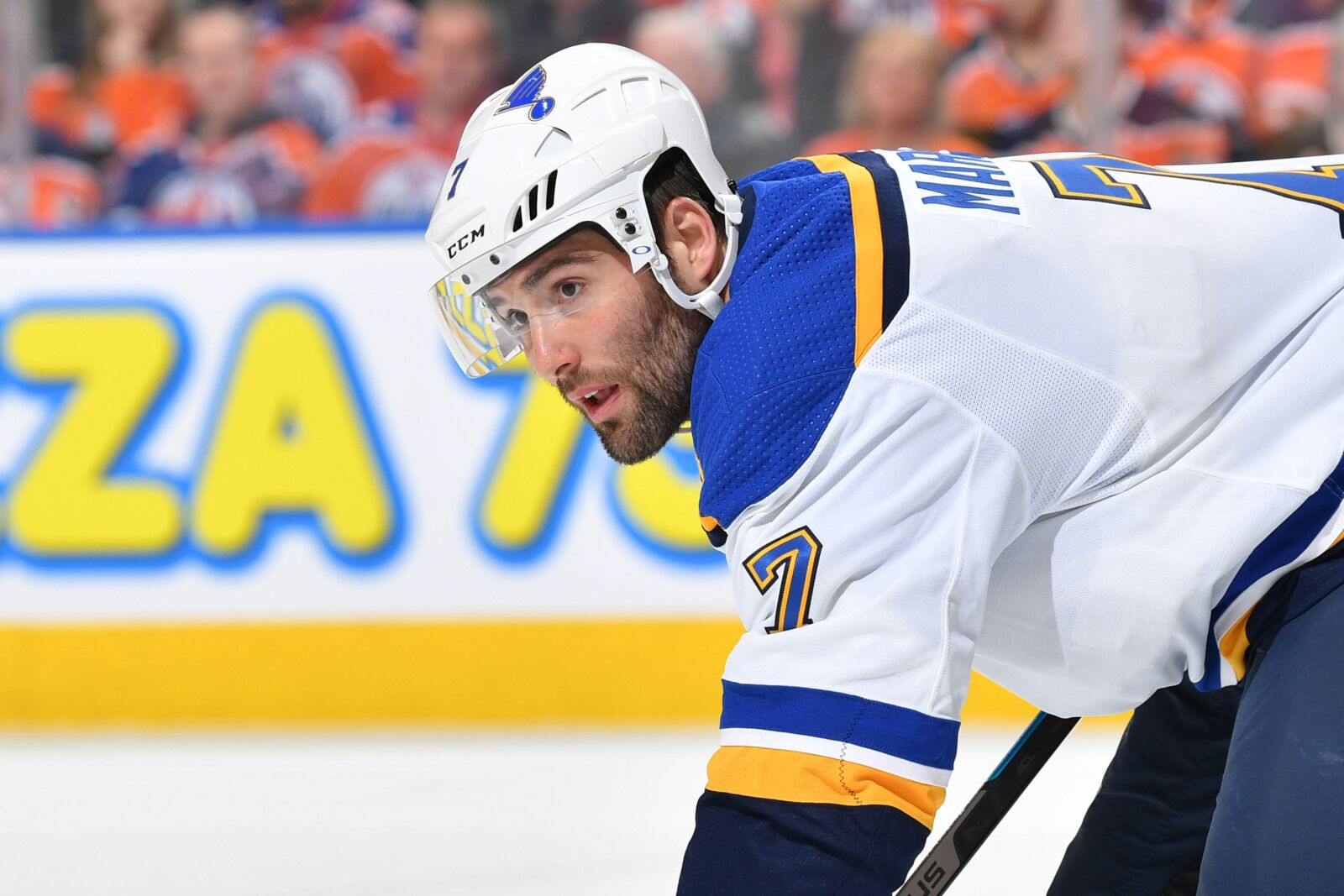 on sale 93a6e bdd86 Pat Maroon is the unsung hero for the St. Louis Blues